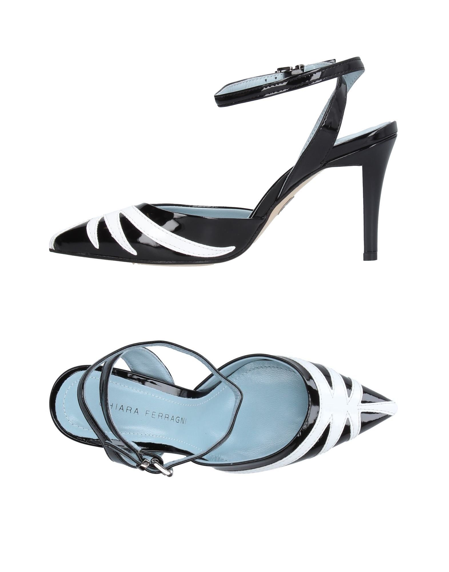 Stilvolle billige Pumps Schuhe Chiara Ferragni Pumps billige Damen  11227995XO b48de3