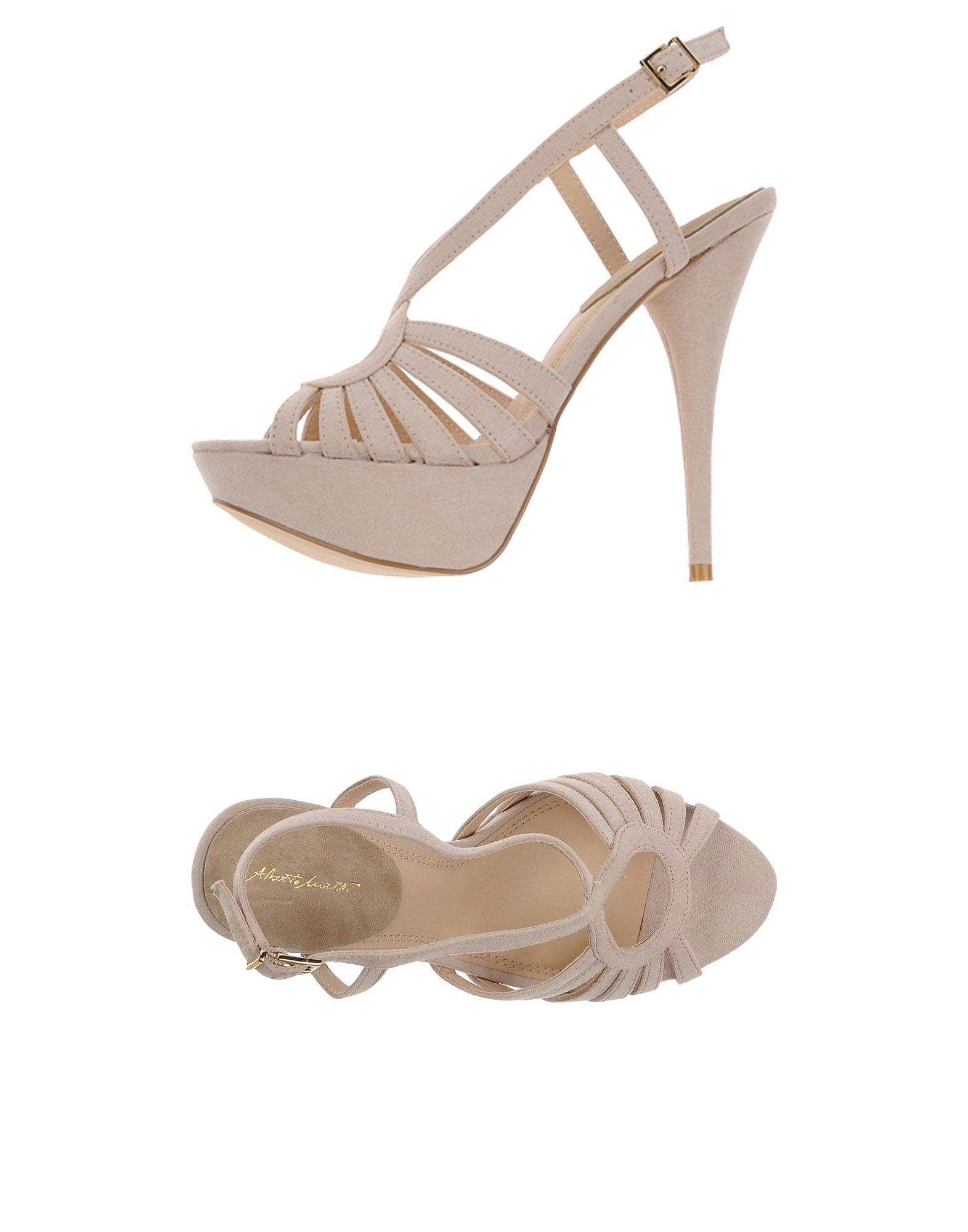 Alberto Moretti Sandalen Damen  11228055GB Gute Qualität beliebte Schuhe