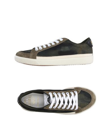 PANTOFOLA D'ORO Sneakers in Military Green