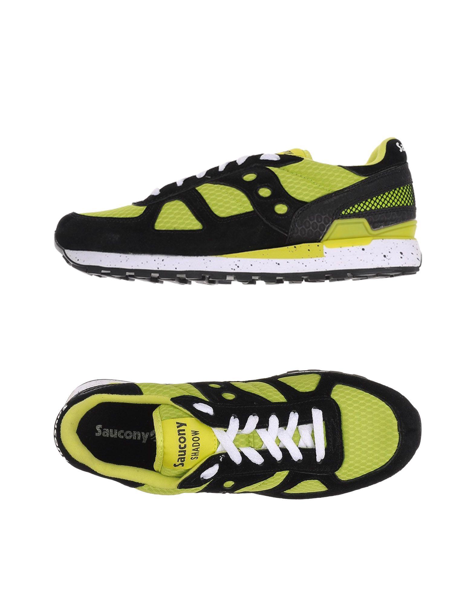 Rabatt echte Schuhe Saucony Sneakers Herren  11228307EE
