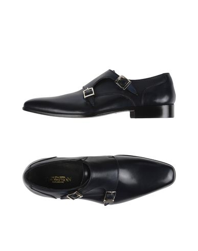 THOMPSON Loafers Black Men