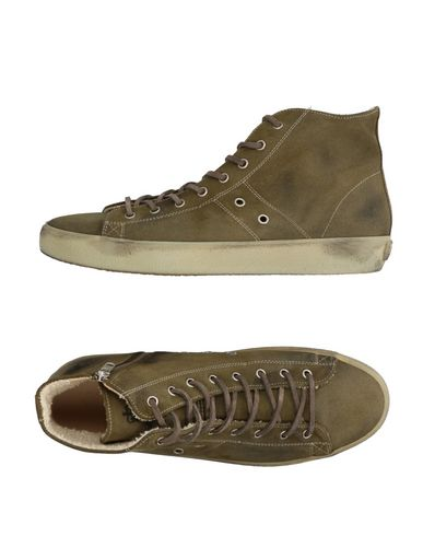 Sneakers Leather Crown Uomo - Acquista online su YOOX - 11228403 3fbc92eef77