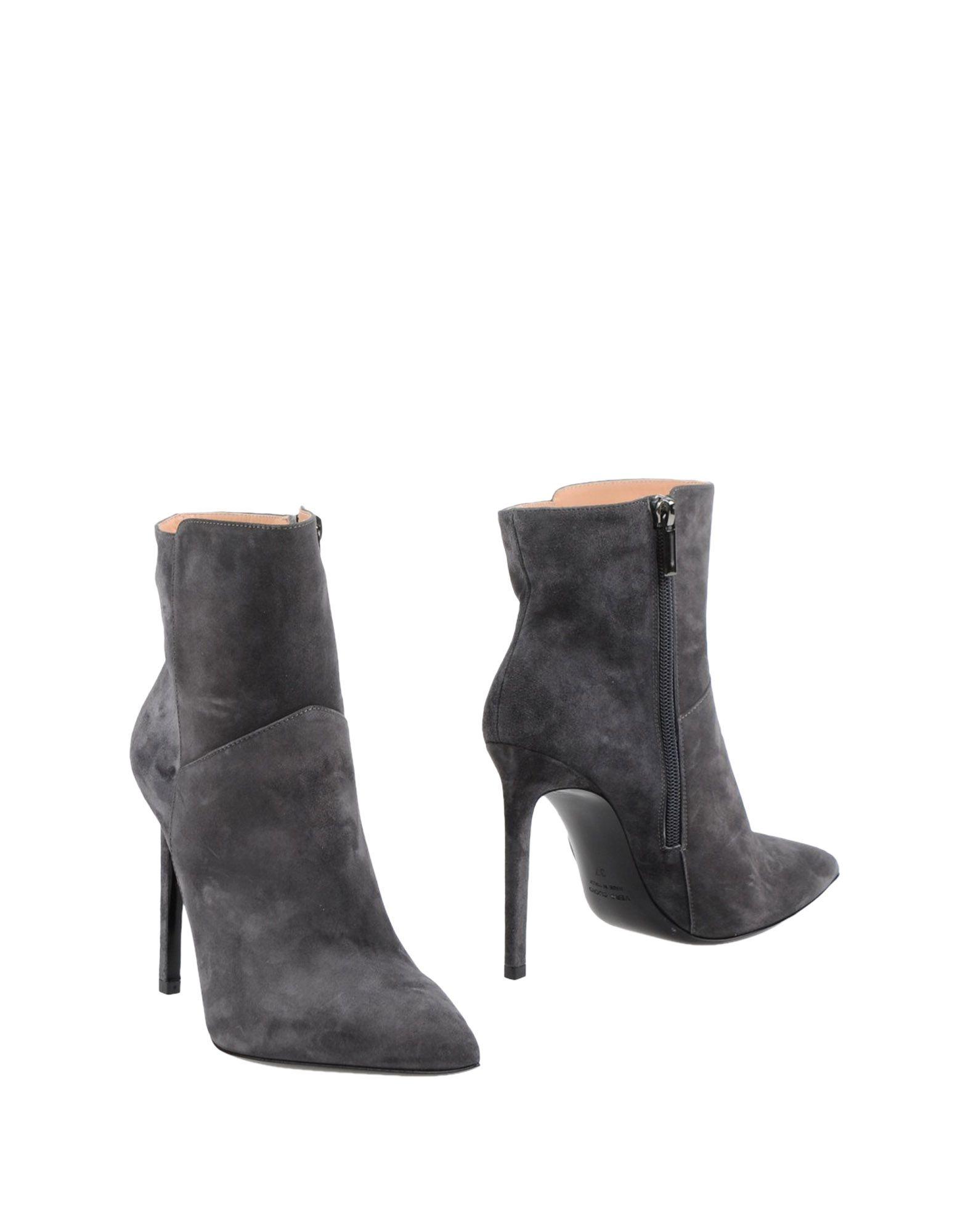 Stilvolle billige Schuhe Marco Barbabella Stiefelette Damen  11228452NU