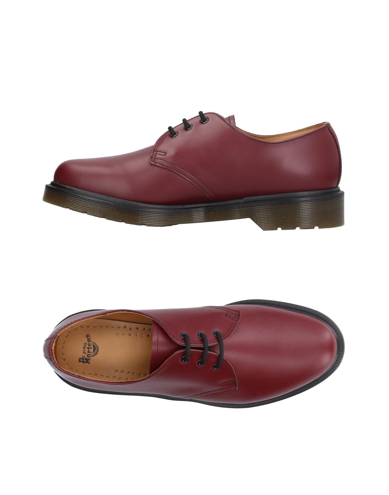 Rabatt echte Schuhe Dr. Martens Schnürschuhe Herren  11228963IQ