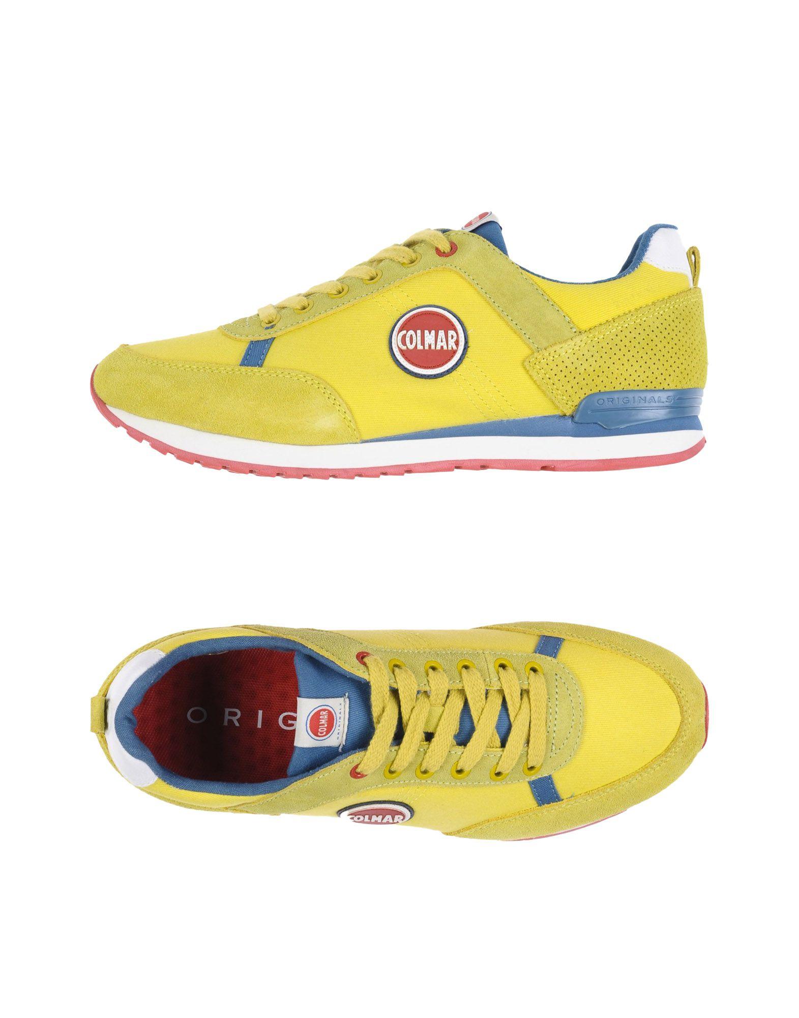 Rabatt echte Schuhe Colmar Sneakers Herren  11229020AJ