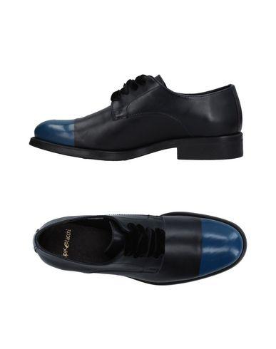 Zapato De Cordones Tipe E Tacchi Mujer - Zapatos De Cordones Tipe E Tacchi - 11229222IO Azul oscuro