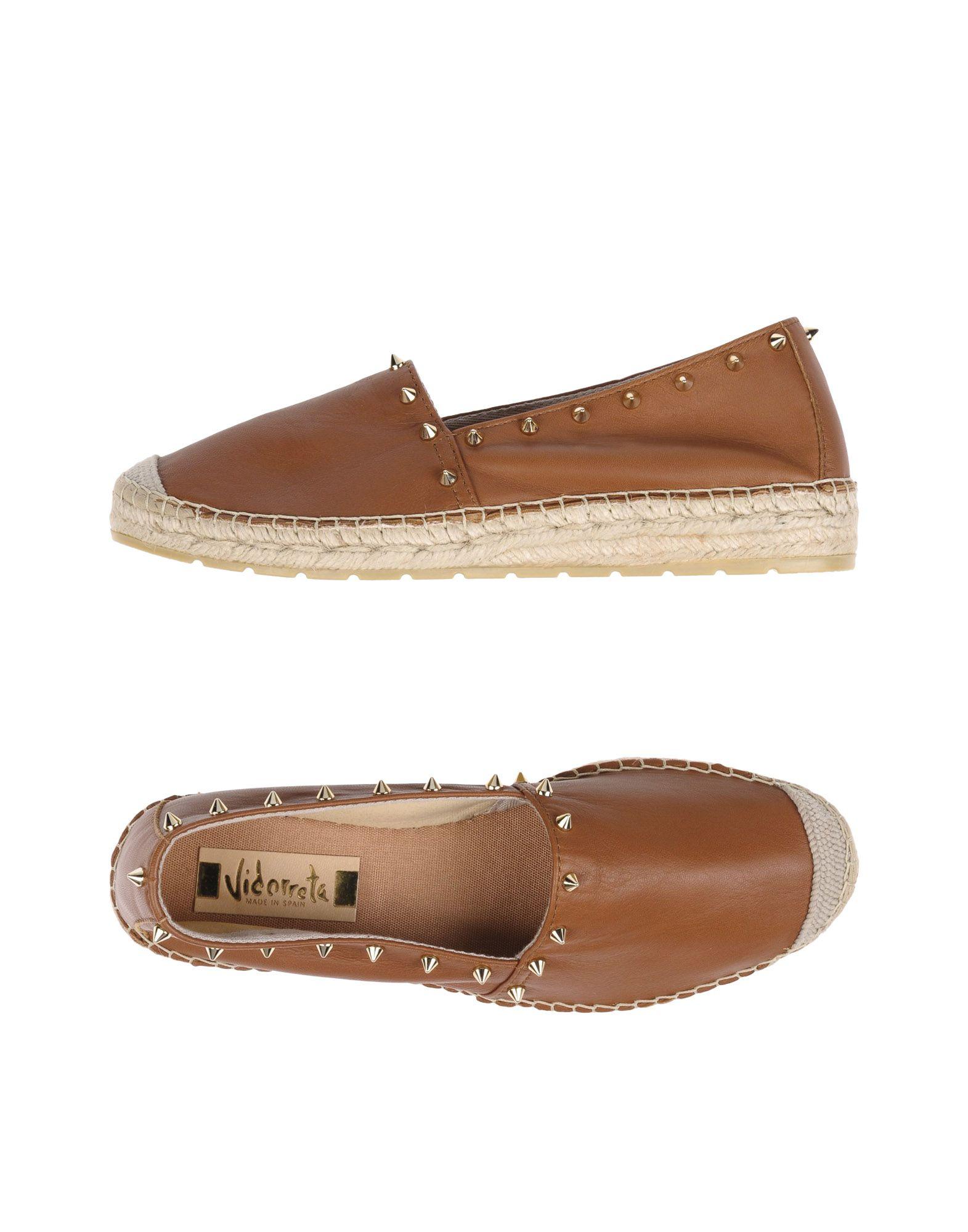 Gut um billige Schuhe zu tragenVidorreta Espadrilles Damen  11229245OG