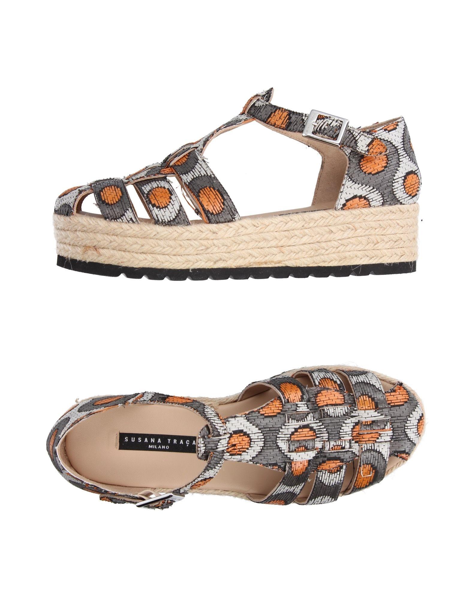 Gut Traca um billige Schuhe zu tragenSusana Traca Gut Sandalen Damen  11229304OM 177530