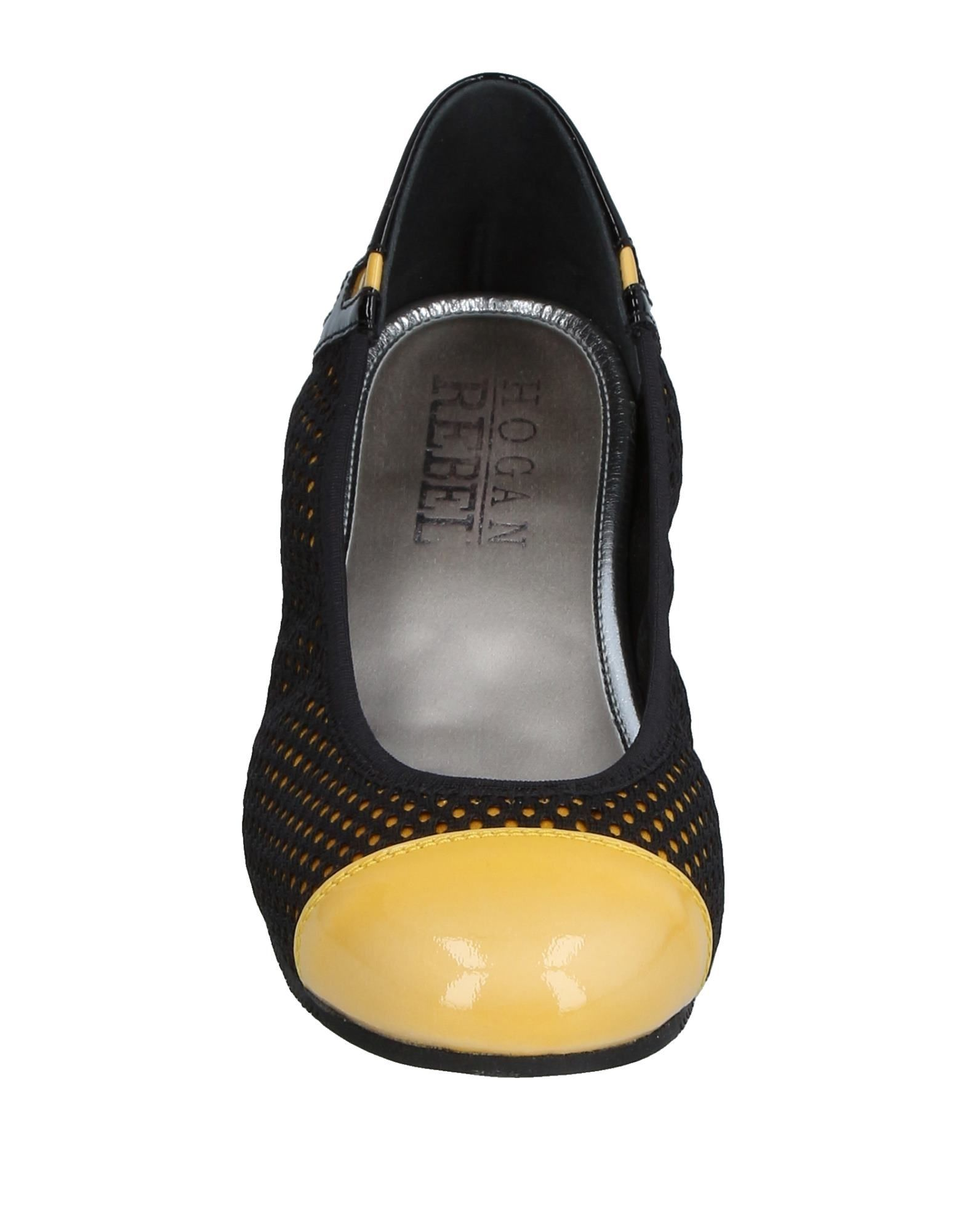 Hogan Rebel Ballerinas Preis-Leistungs-Verhältnis, Damen Gutes Preis-Leistungs-Verhältnis, Ballerinas es lohnt sich 2d35f5