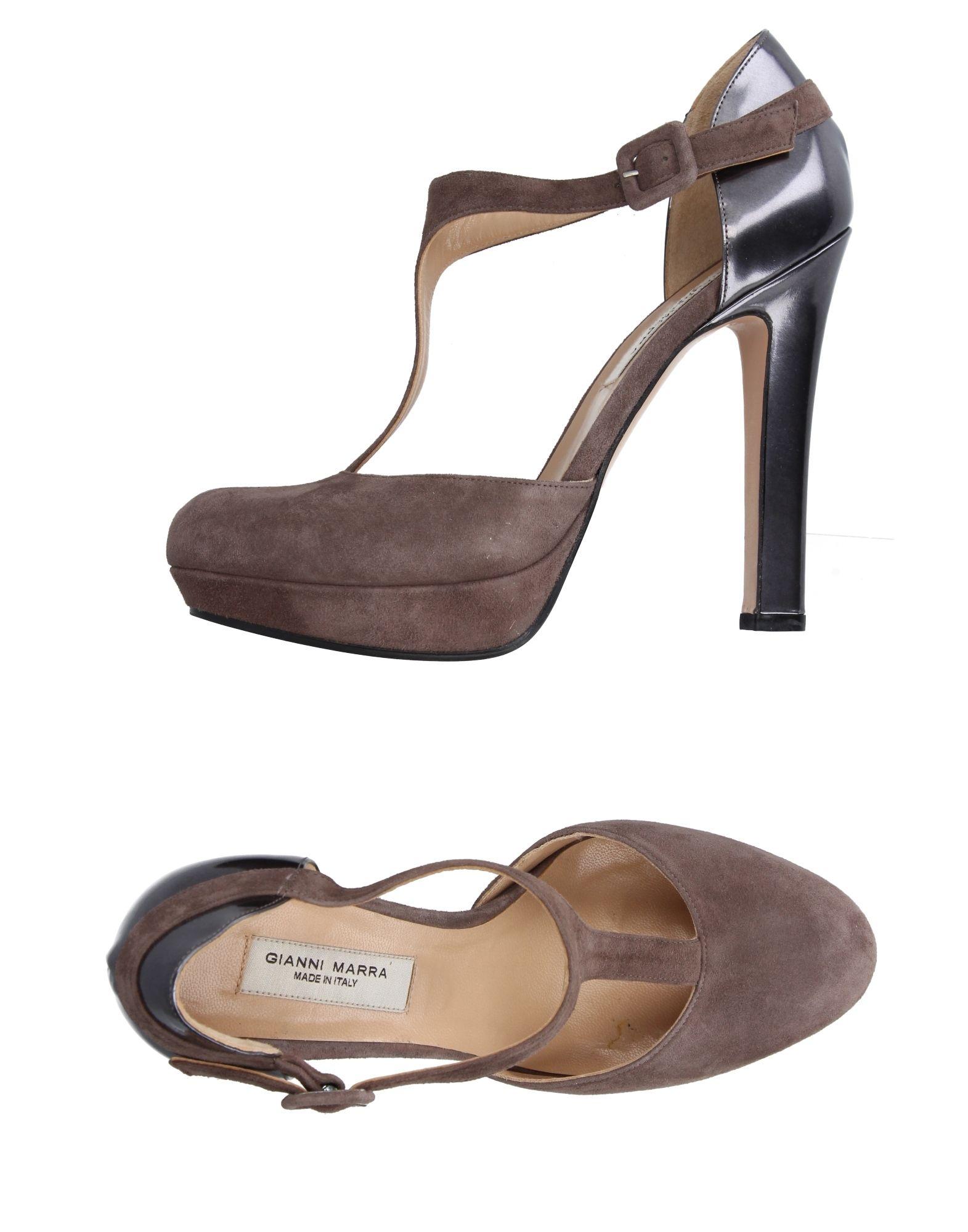 Stilvolle billige Schuhe Gianni Marra Pumps Damen  11230044NB