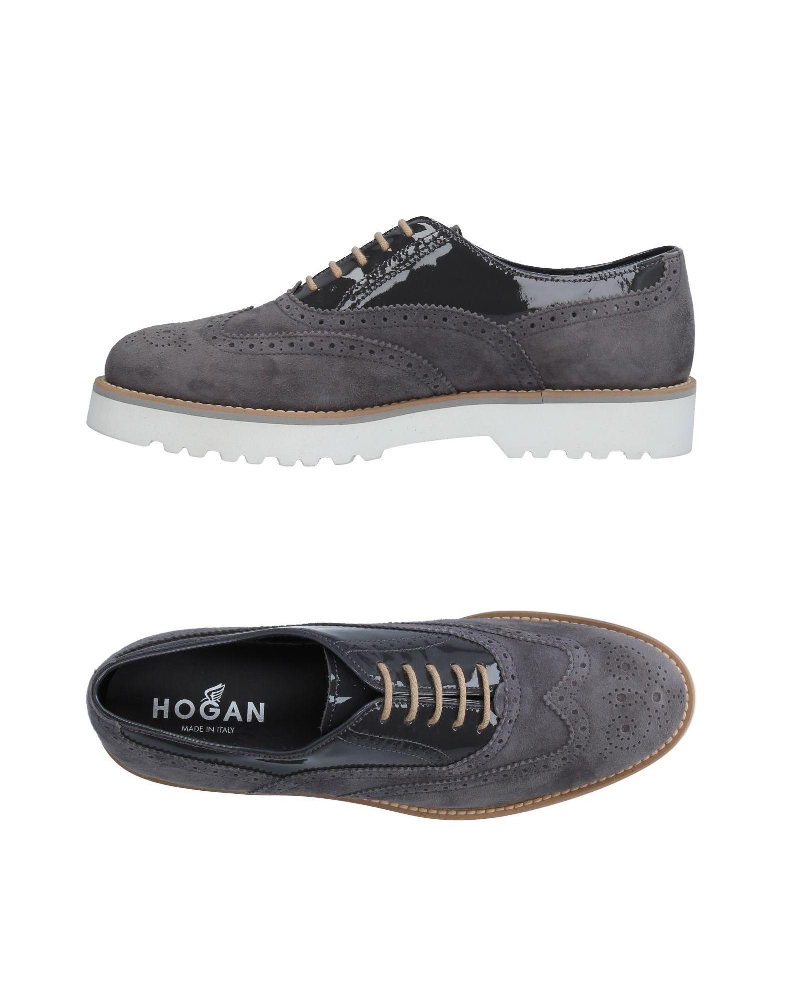 Rabatt Schuhe Hogan Schnürschuhe Damen  11230189KD