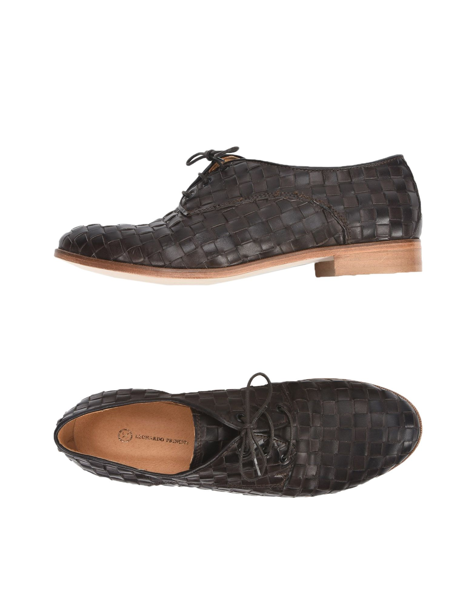 Leonardo Principi Schnürschuhe Damen  11230269TS Gute Qualität beliebte Schuhe