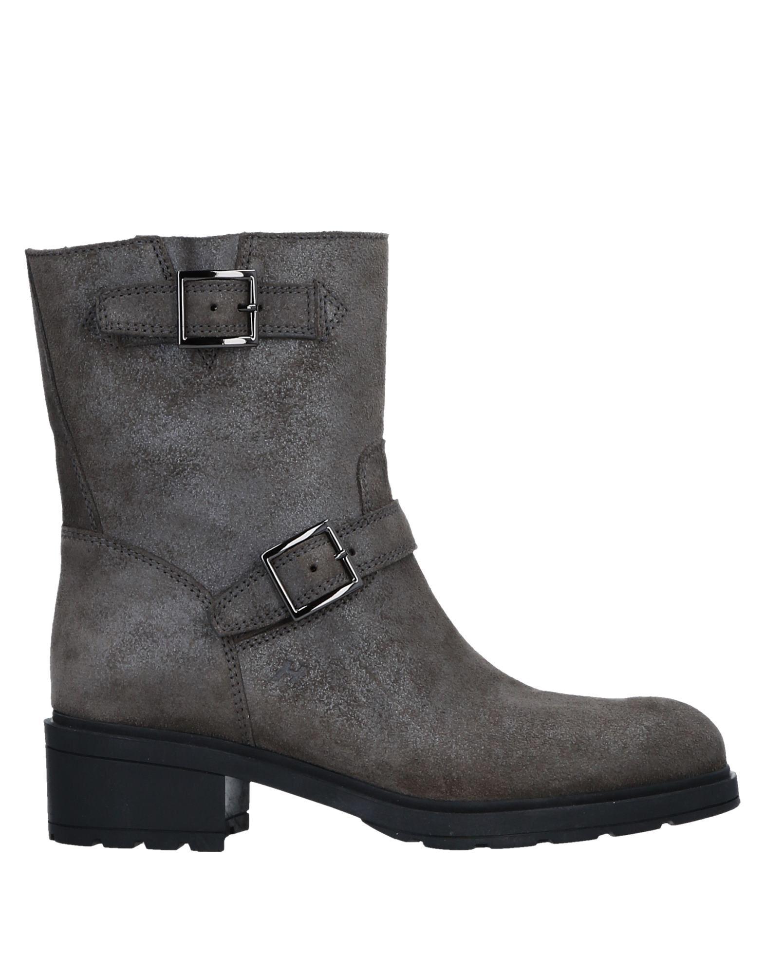 Rabatt Schuhe Hogan Stiefelette Damen  11230286RO