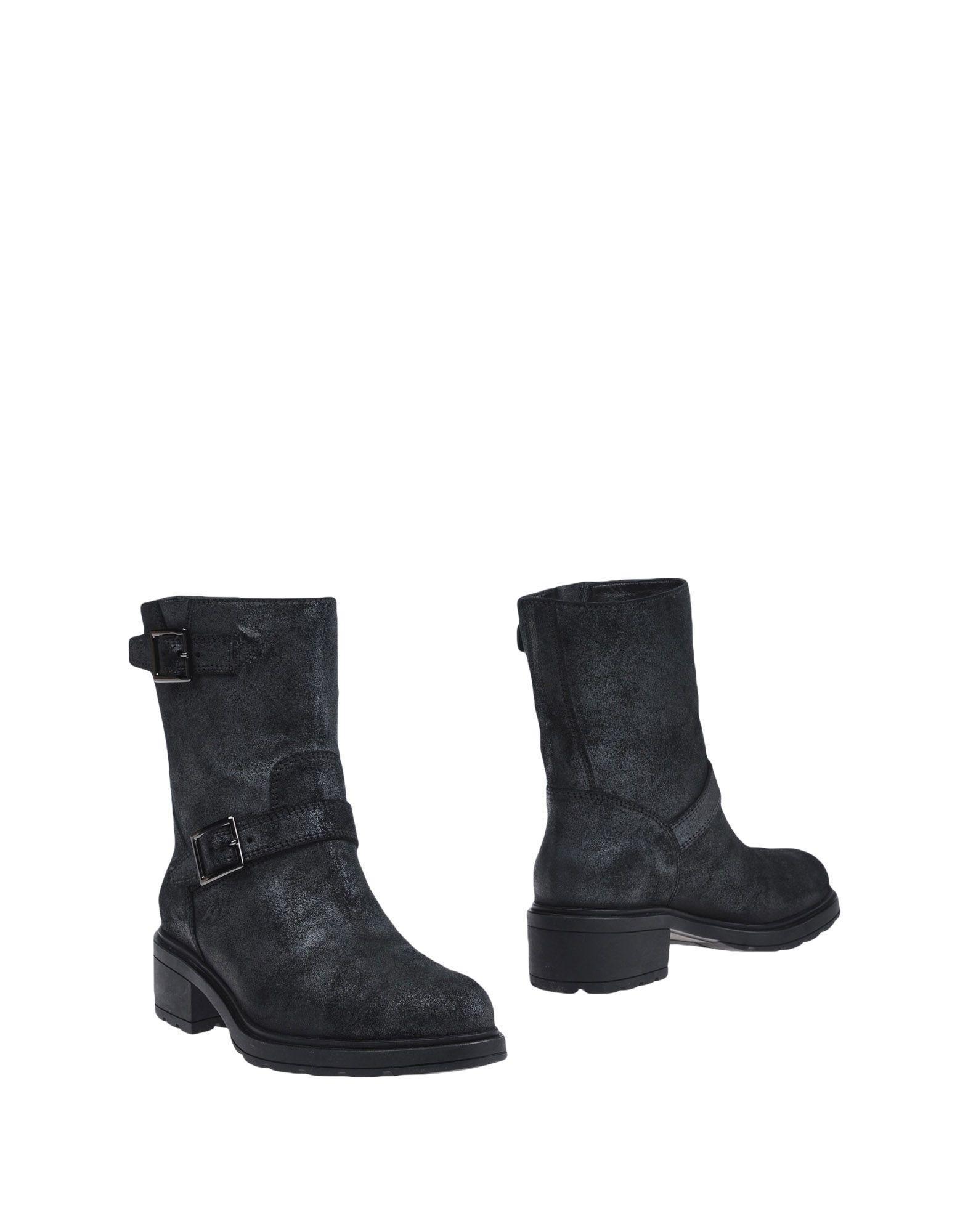 Rabatt Schuhe Hogan Stiefelette Damen  11230286XH