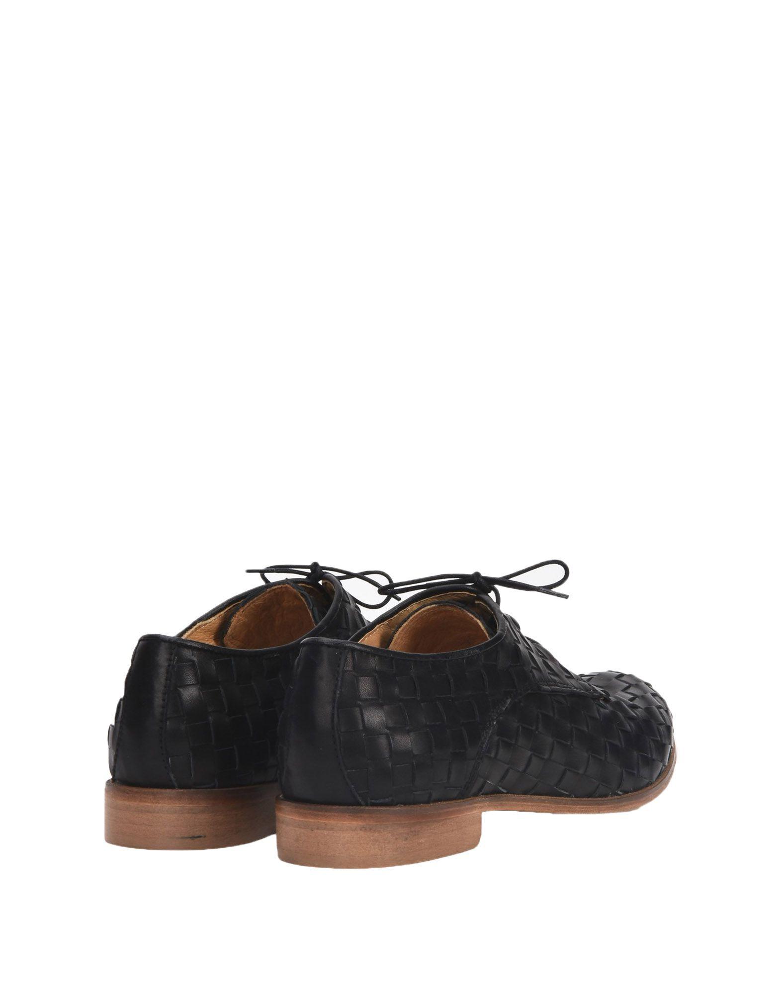 Leonardo Principi Schnürschuhe Damen  11230313GN Gute Qualität beliebte Schuhe