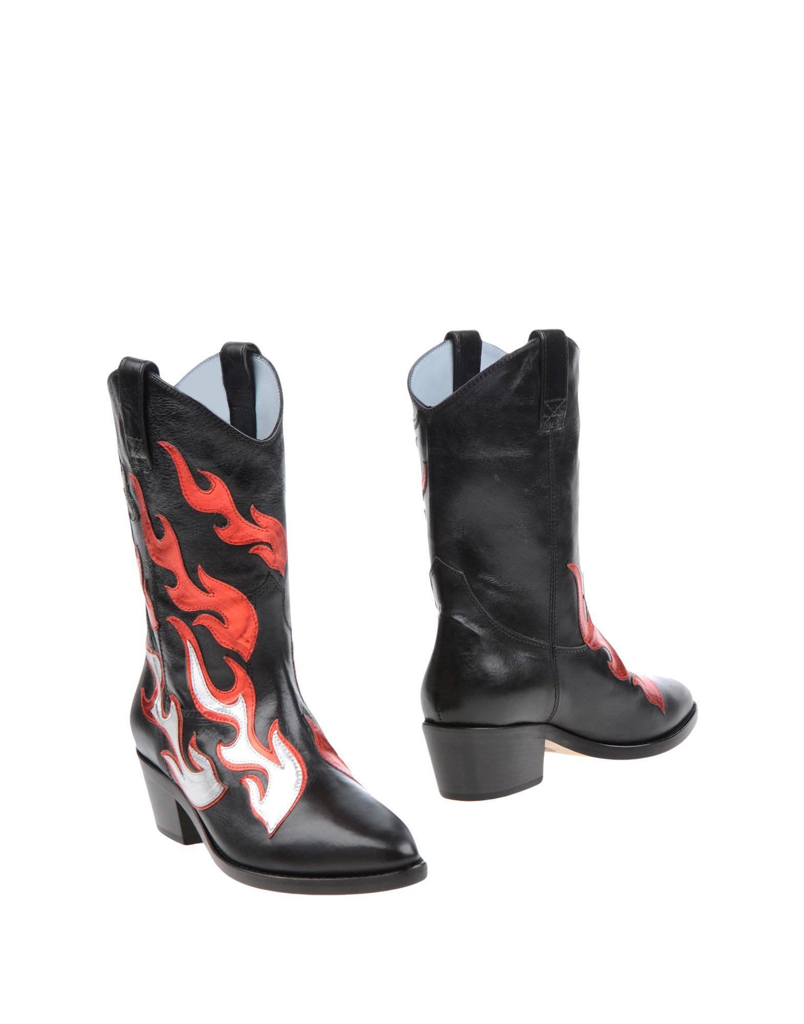 Chiara Ferragni Stiefelette gut Damen  11230341ALGünstige gut Stiefelette aussehende Schuhe ddf071