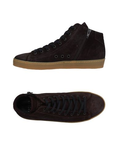 Sneakers Leather Crown Uomo - Acquista online su YOOX - 11230727SL a53e9393570
