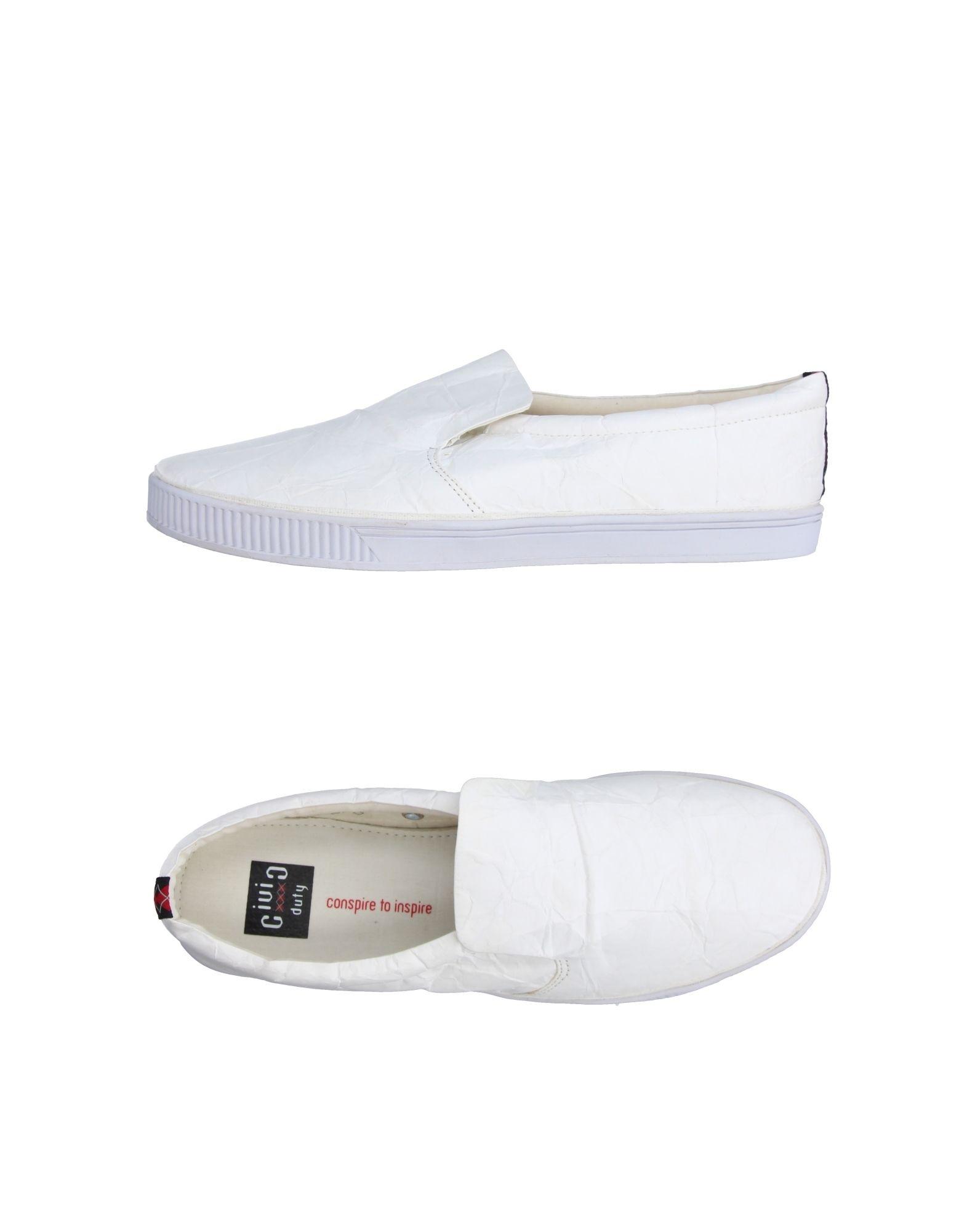 Civic Duty Sneakers Herren  11230968UE
