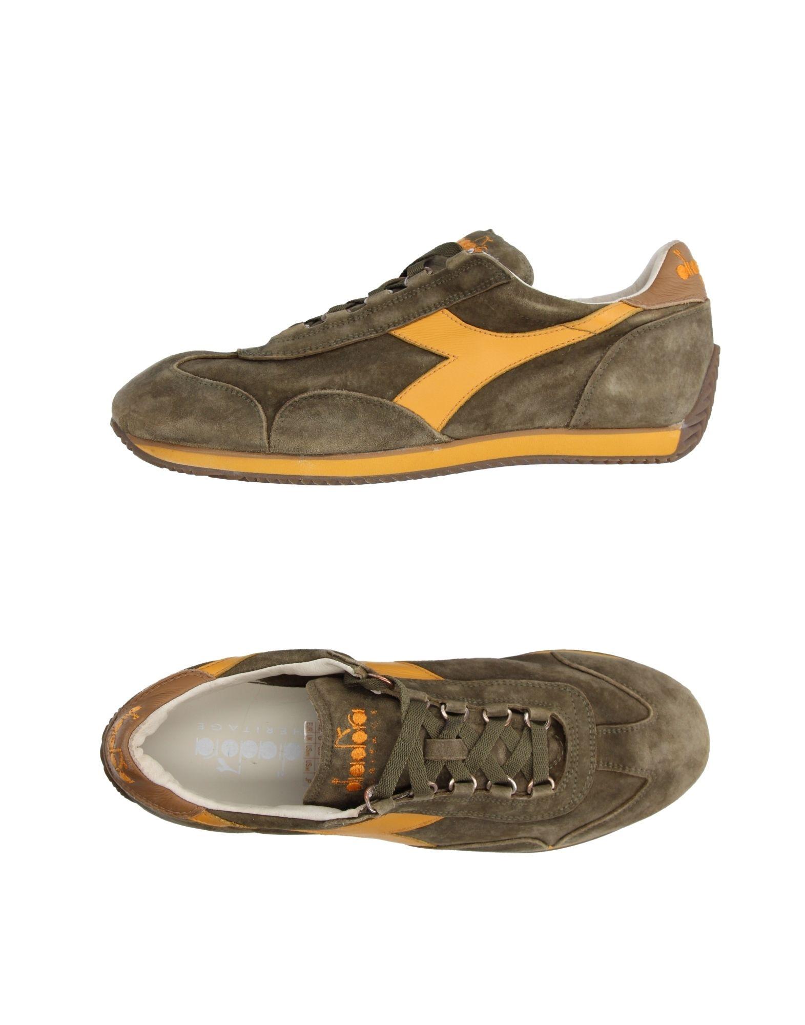 Rabatt echte Schuhe Diadora Heritage Sneakers Herren  11231289PP