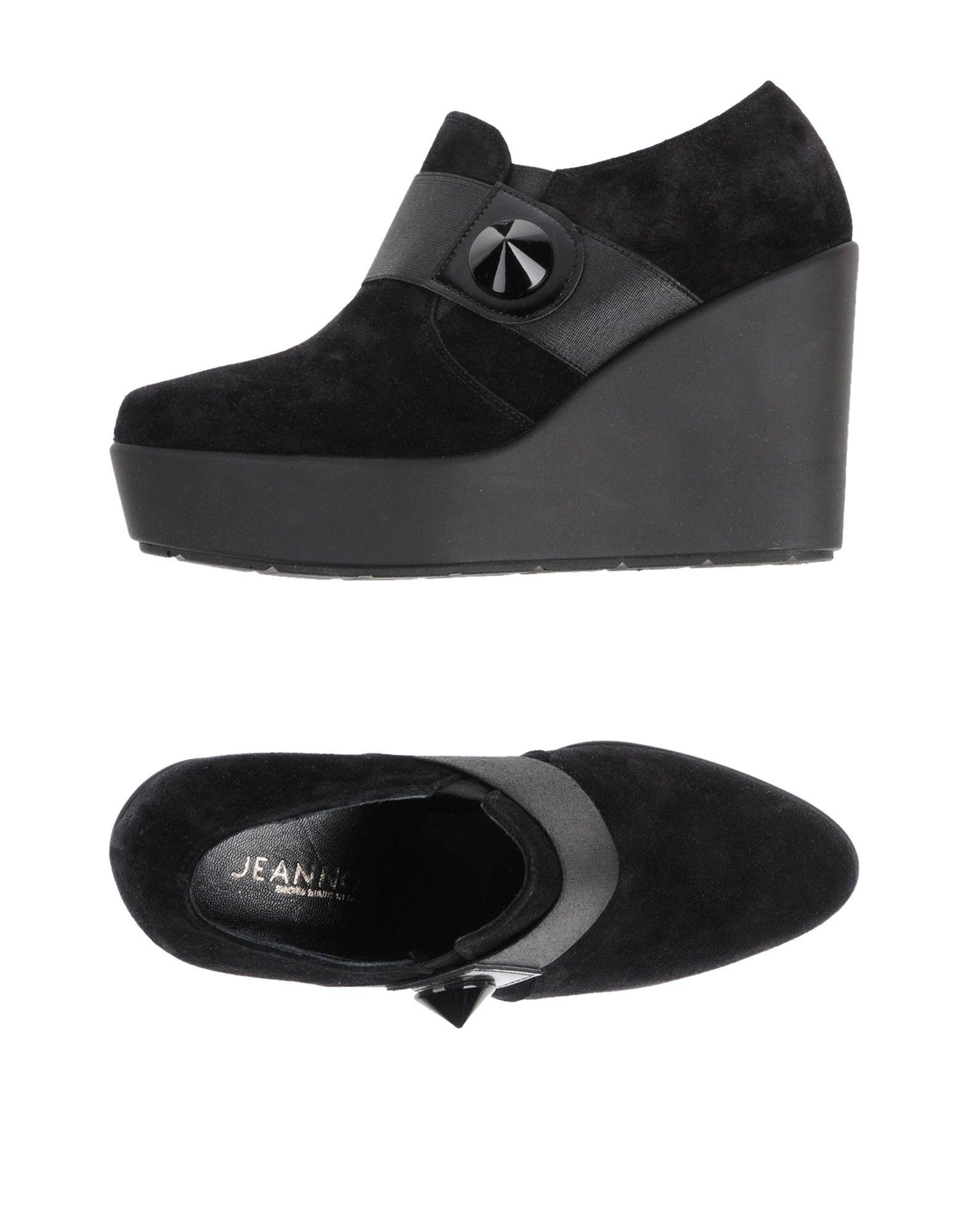 Günstige und modische Schuhe Jeannot Mokassins Damen  11231298BA
