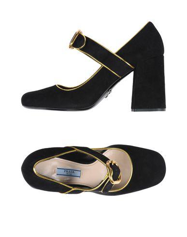 Descuento de la Prada marca Zapato De Salón Prada la Mujer - Salones Prada - 11231660MX Negro b7bb72