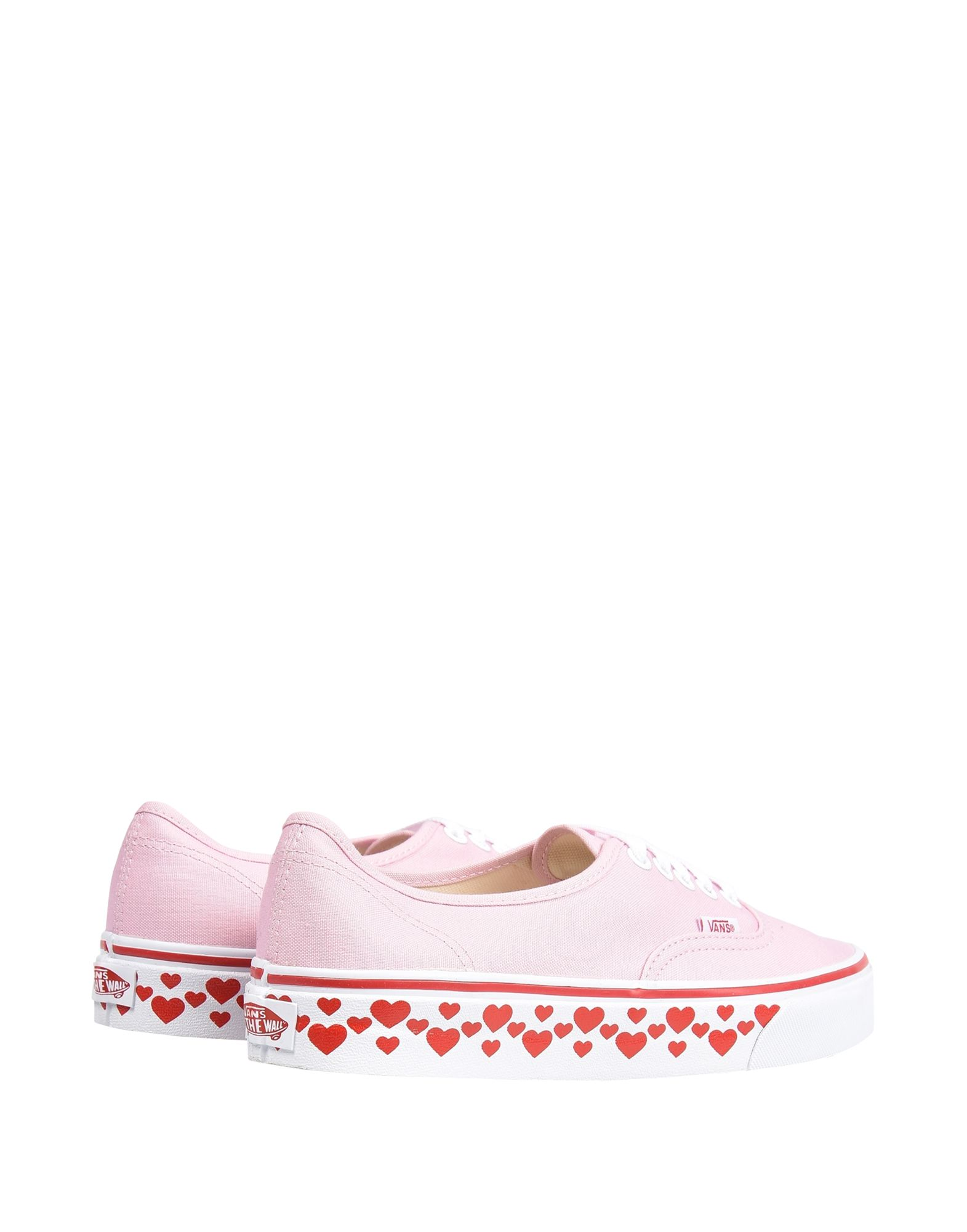 Sneakers Vans Ua Authentic - Hearts Tape - Femme - Sneakers Vans sur
