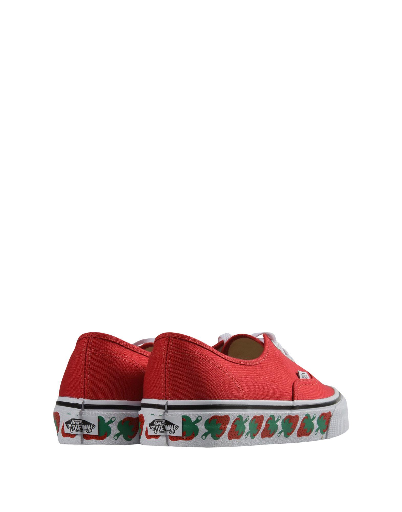 Vans Ua Ua Ua Authentic - Strawberry Tape - Sneakers - Women Vans Sneakers online on  United Kingdom - 11231891OE 04bebc