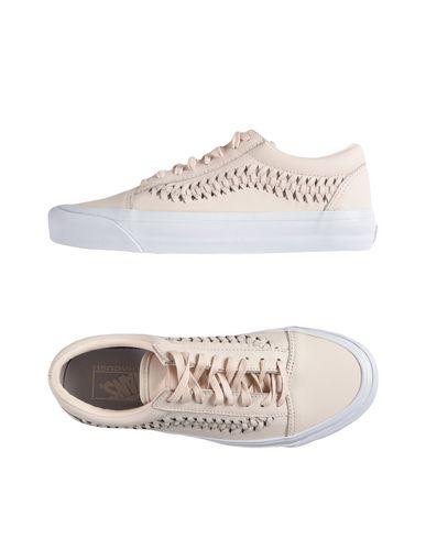 74d5f42b7047ba Vans Ua Old Skool Weave Dx - Leather - Sneakers - Women Vans Sneakers  online on YOOX United States - 11231910