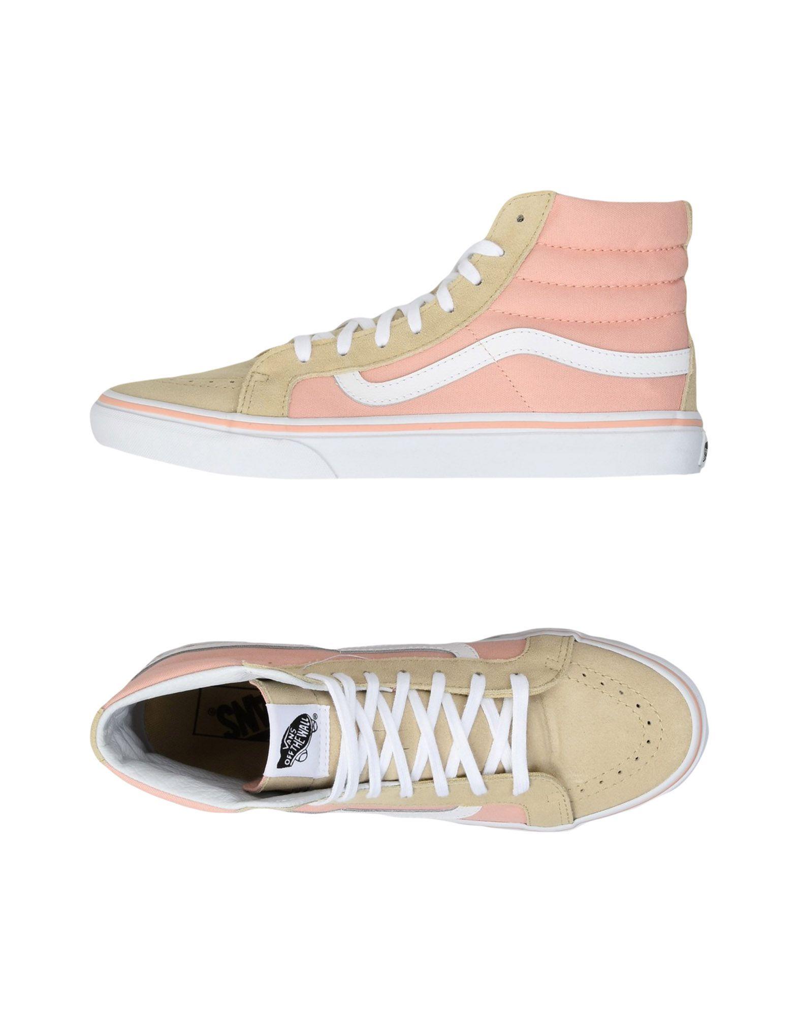 Sneakers Vans Ua Sk8-Hi Slim - Femme - Sneakers Vans sur