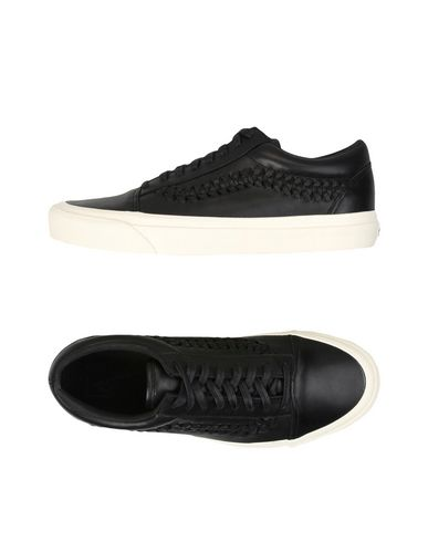Genuine Online Vans Old Skool Trainers Mens (Leather