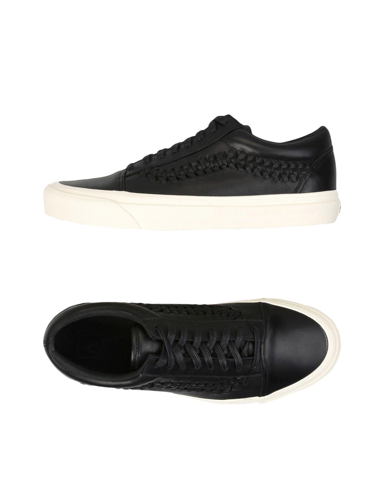 Sneakers Vans Ua Old Skool Weave Dx - Leather - Uomo - 11231966CM