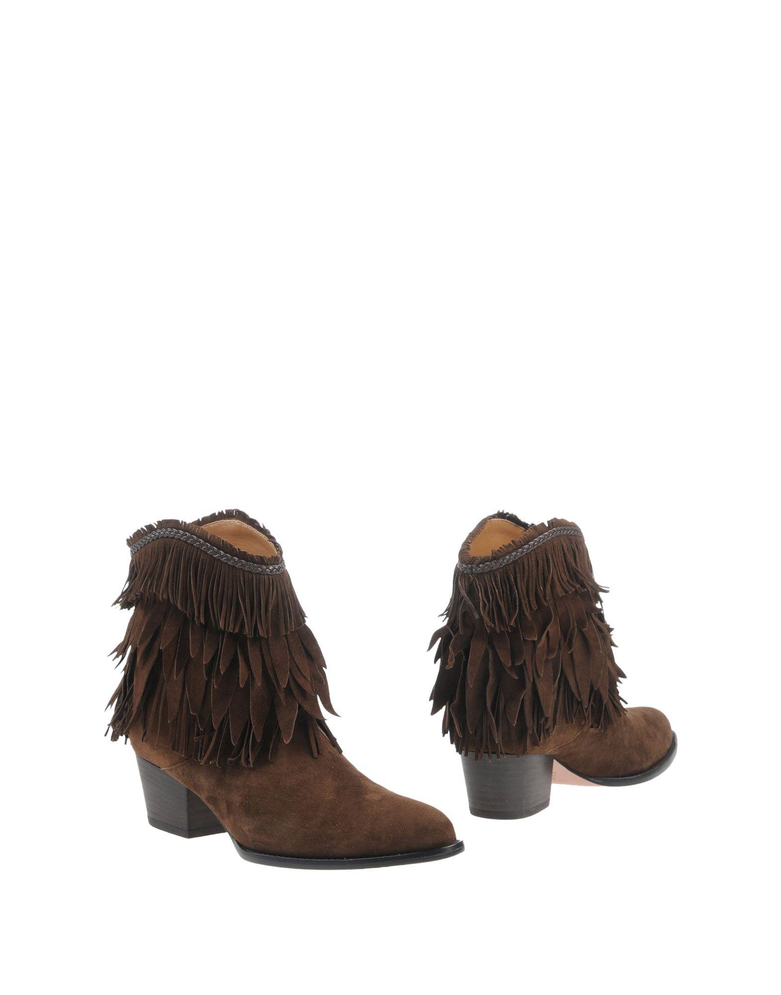 Aquazzura Stiefelette aussehende Damen  11232079HSGünstige gut aussehende Stiefelette Schuhe e183a2