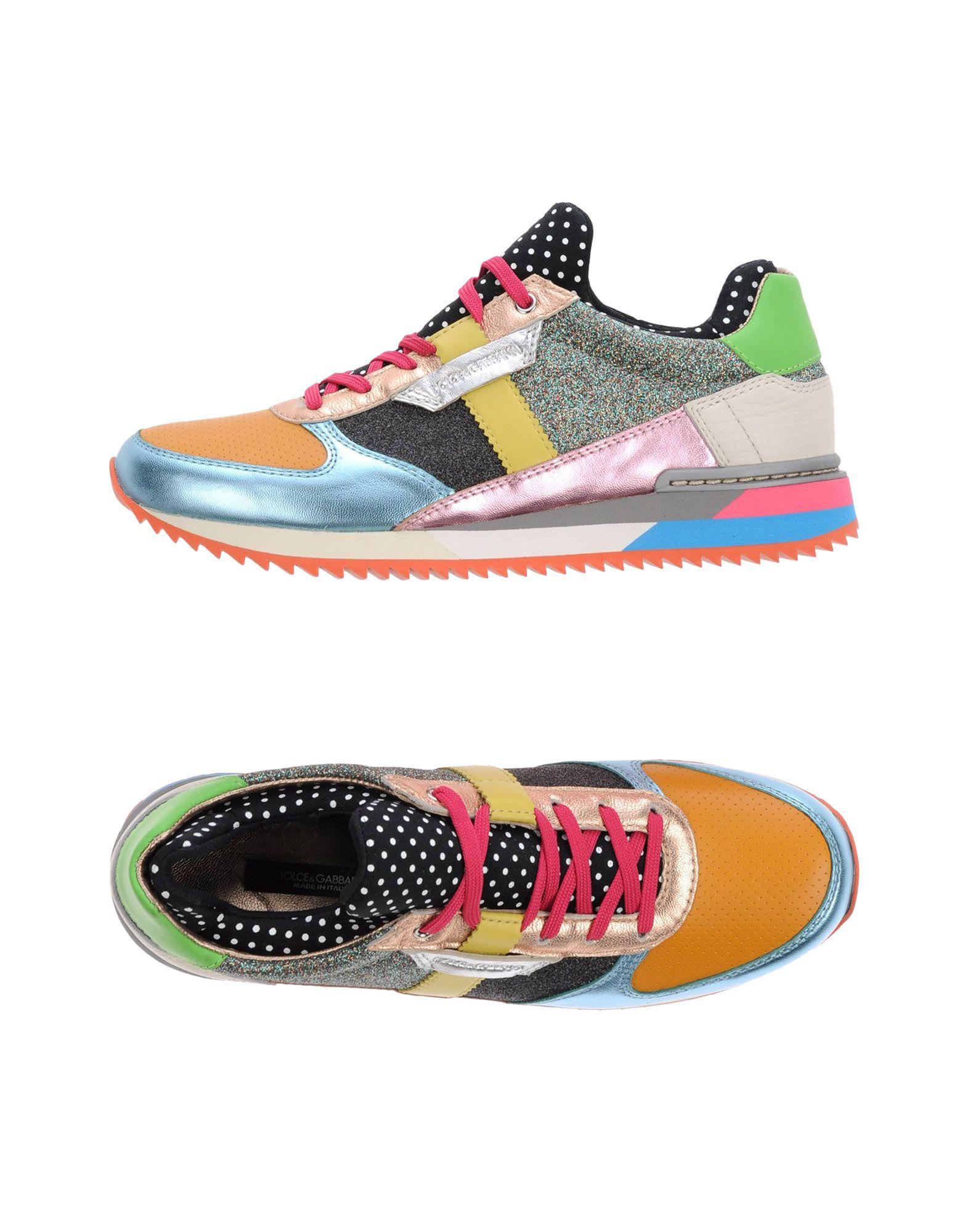 Dolce & Gabbana Sneakers - Women Dolce & Gabbana Sneakers Kingdom online on  United Kingdom Sneakers - 11232225KM d6420f