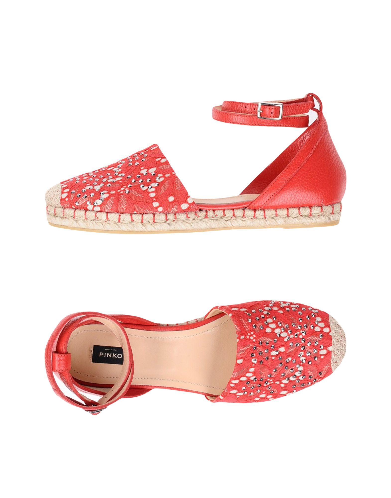 Gut tragenPinko um billige Schuhe zu tragenPinko Gut Espadrilles Damen  11232288QF 45d0a9