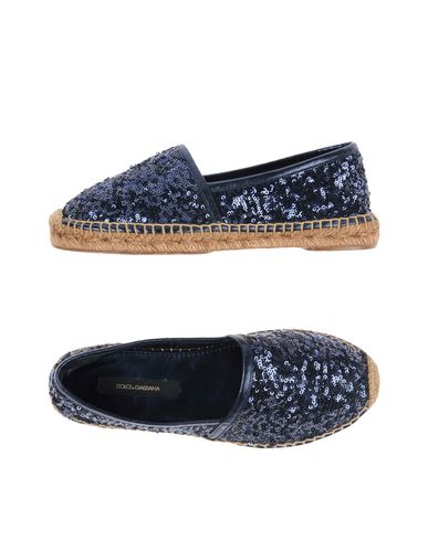 Los últimos zapatos de mujeres descuento para hombres y mujeres de Espadrilla Dolce & Gabbana Mujer - Espadrillas Dolce & Gabbana - 11232330EC Azul oscuro adfe00