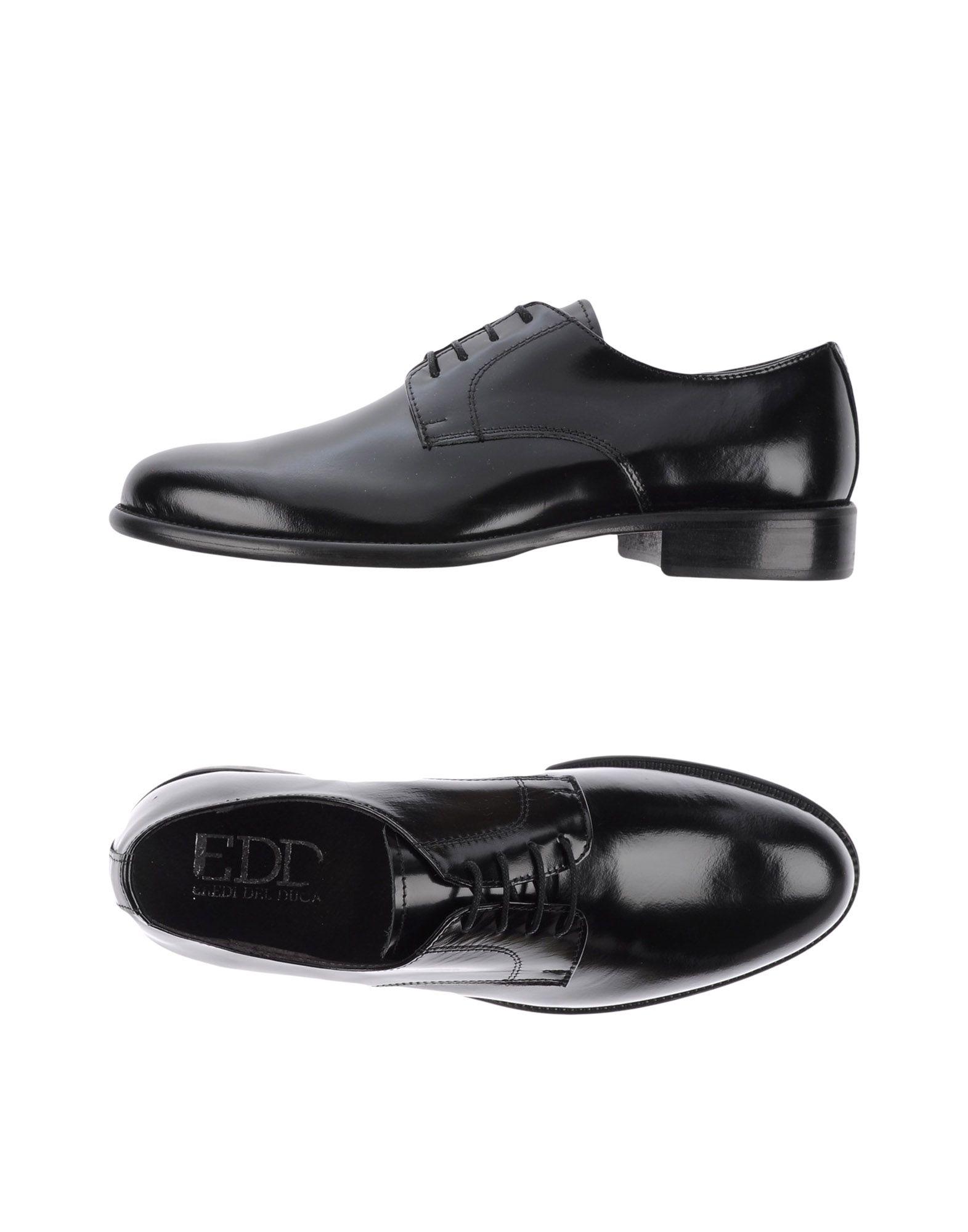 Rabatt echte Schuhe Eredi Del Duca Schnürschuhe Herren  11232346VC