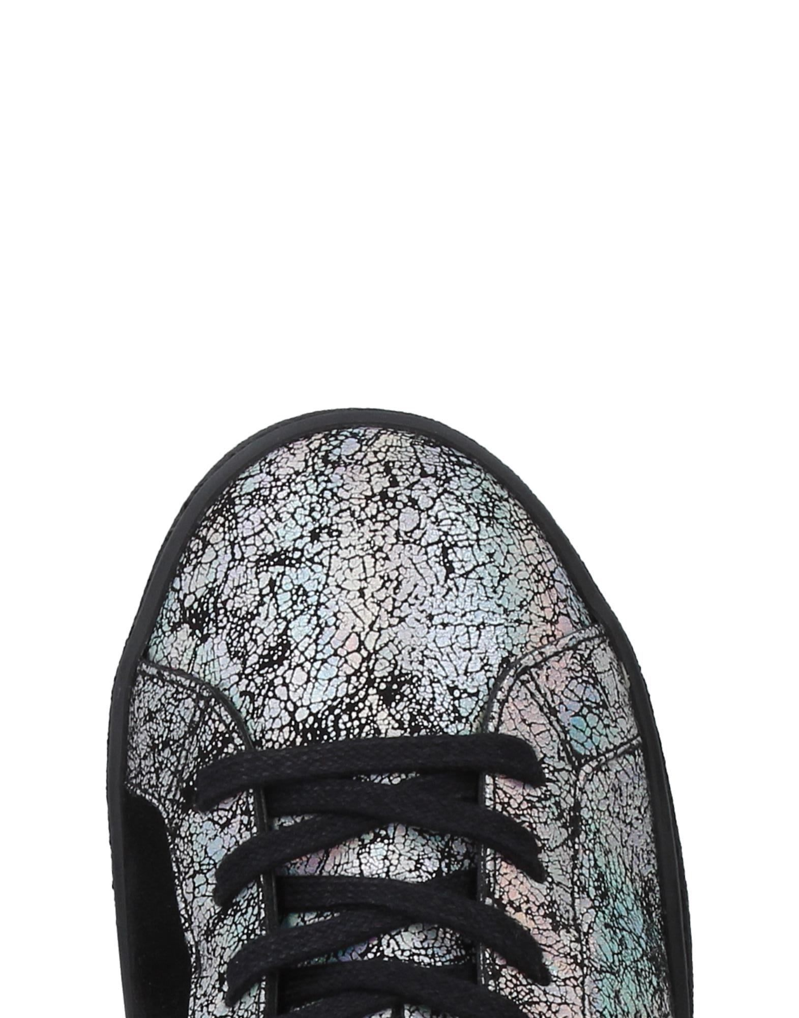 Sneakers Leather Crown Donna - 11232391TS