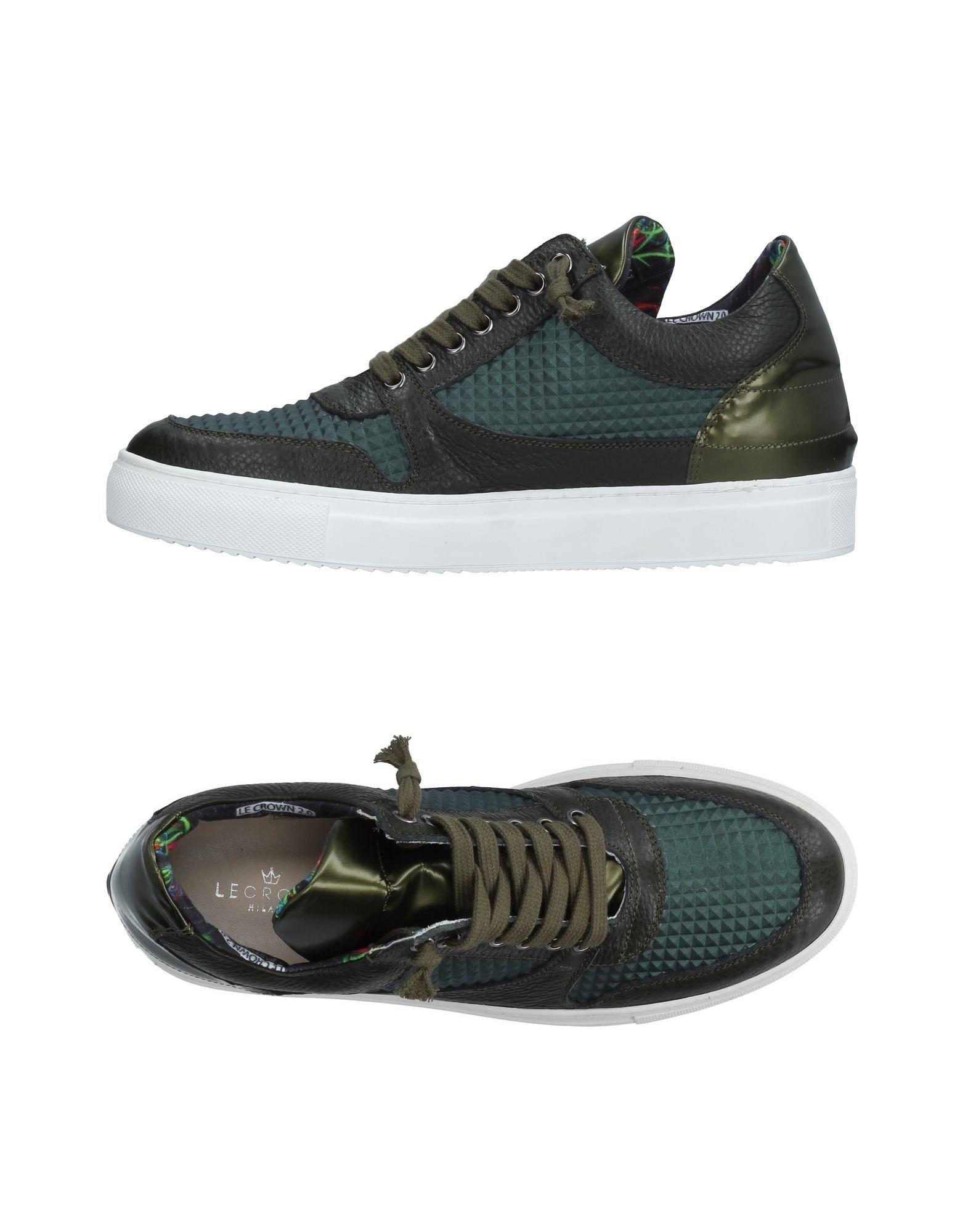 Rabatt echte Schuhe Le Crown Sneakers Herren  11232395OP