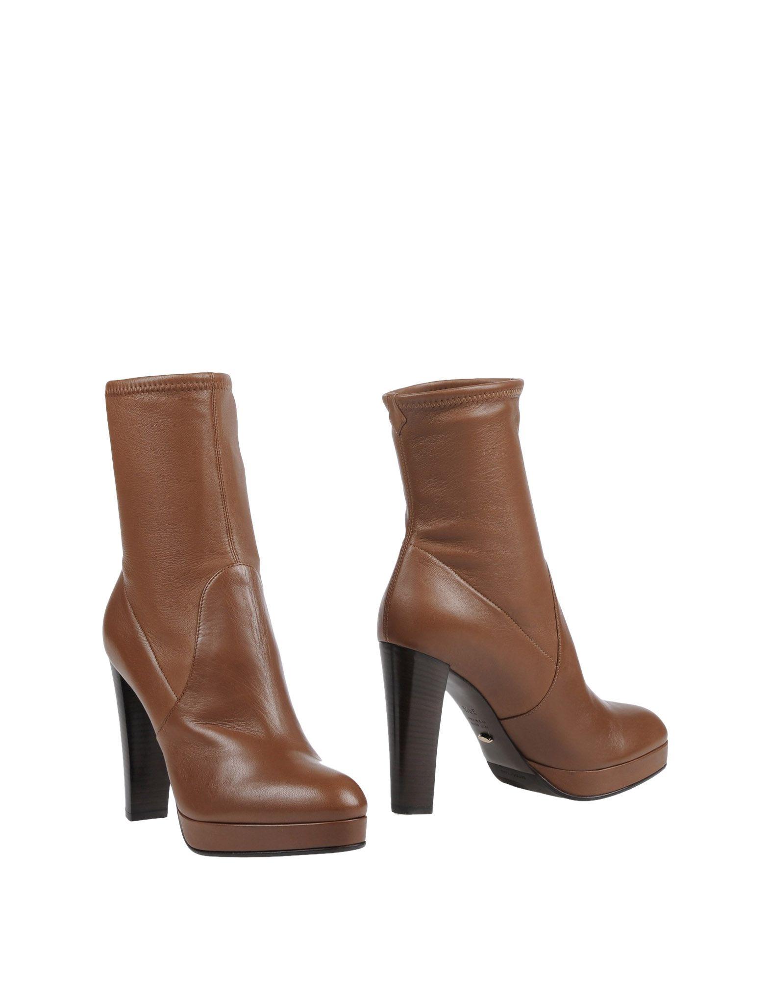 Sergio Rossi Stiefelette Damen  11232466IUGünstige gut aussehende Schuhe