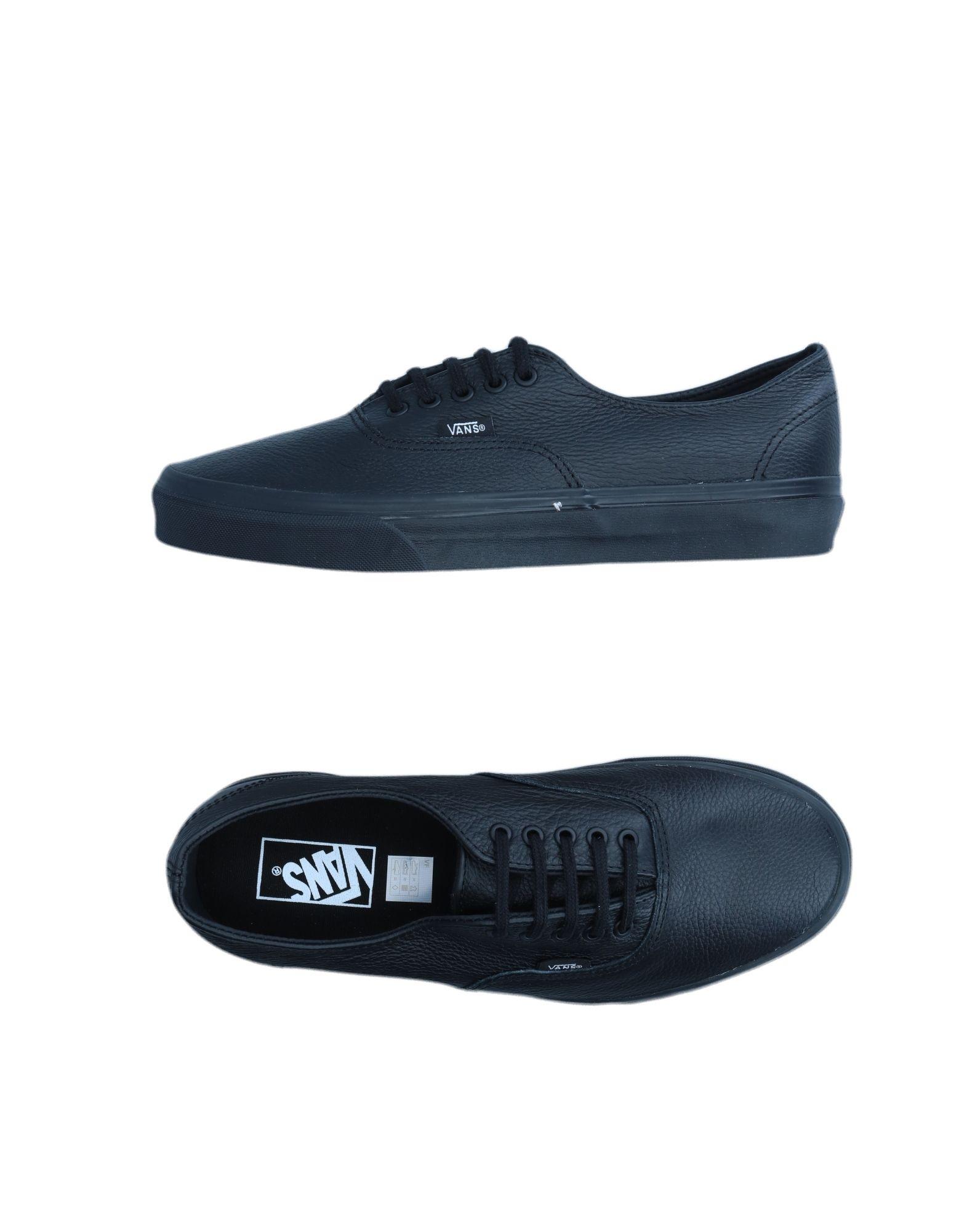 Rabatt echte Schuhe Vans Sneakers Herren  11232828BJ