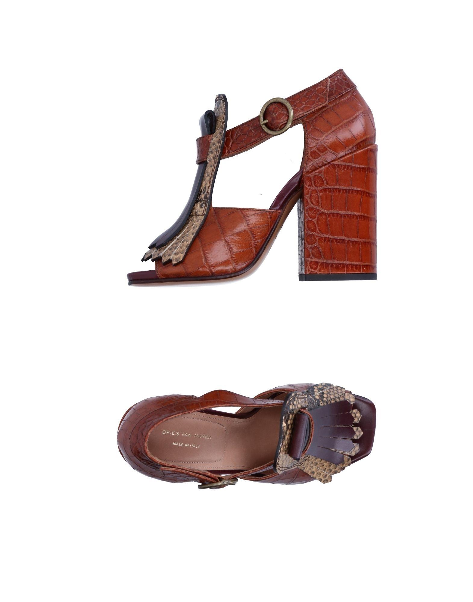 Dries Van Noten Sandalen Damen  11232853FT Neue Schuhe