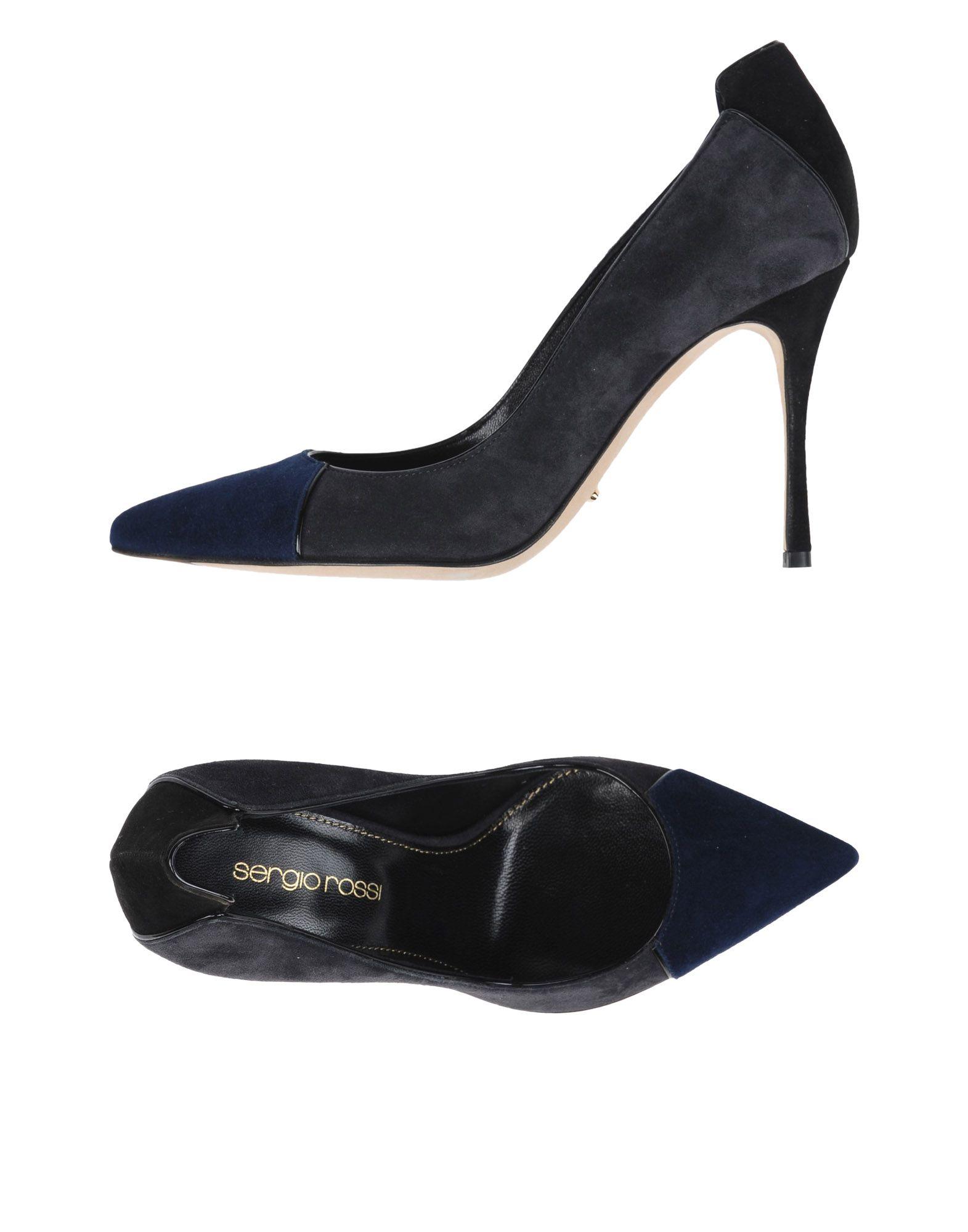 Sergio Rossi Pumps Damen  11232890MRGünstige gut aussehende Schuhe
