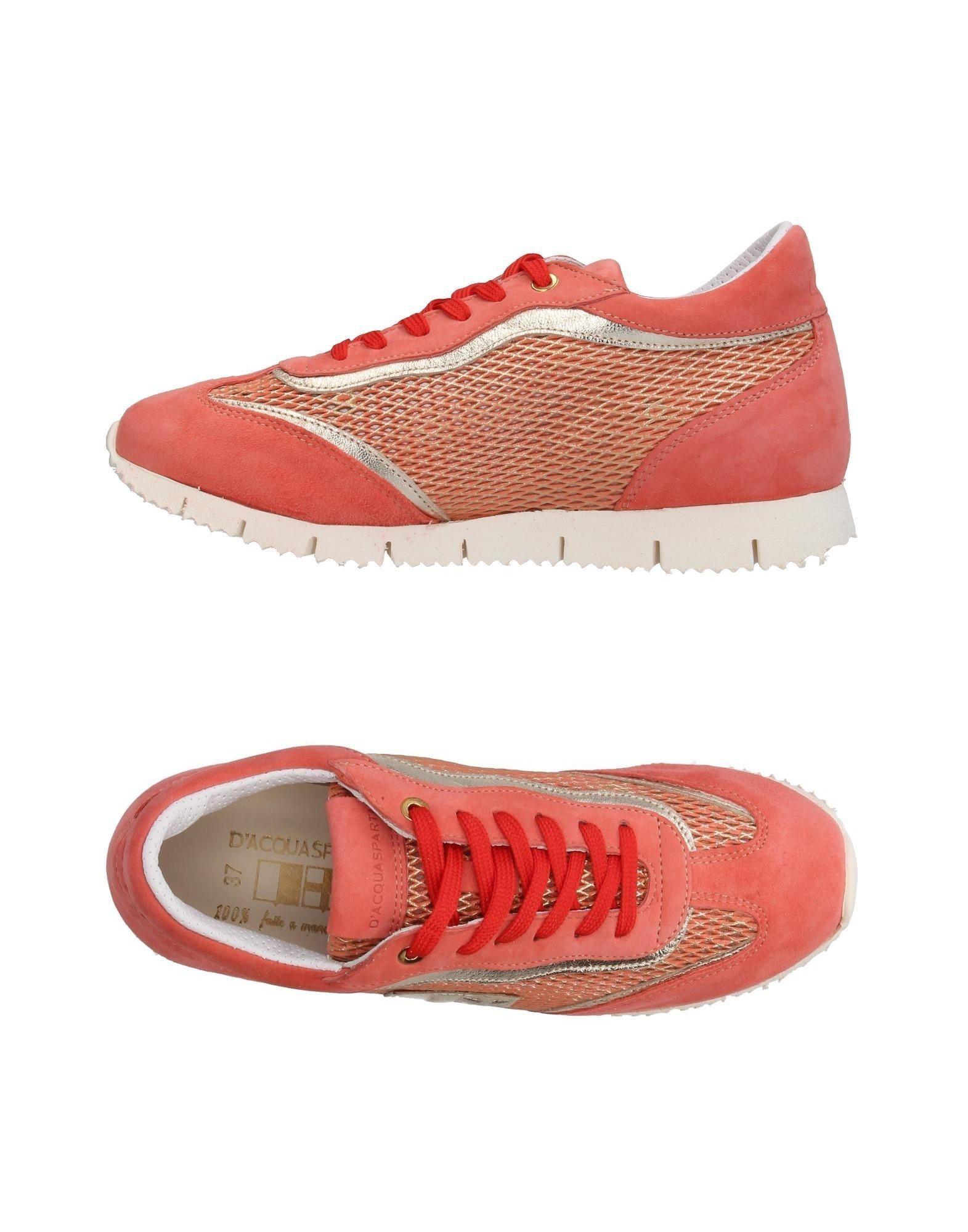 D'Acquasparta Sneakers Damen  11233037GW Gute Qualität beliebte Schuhe