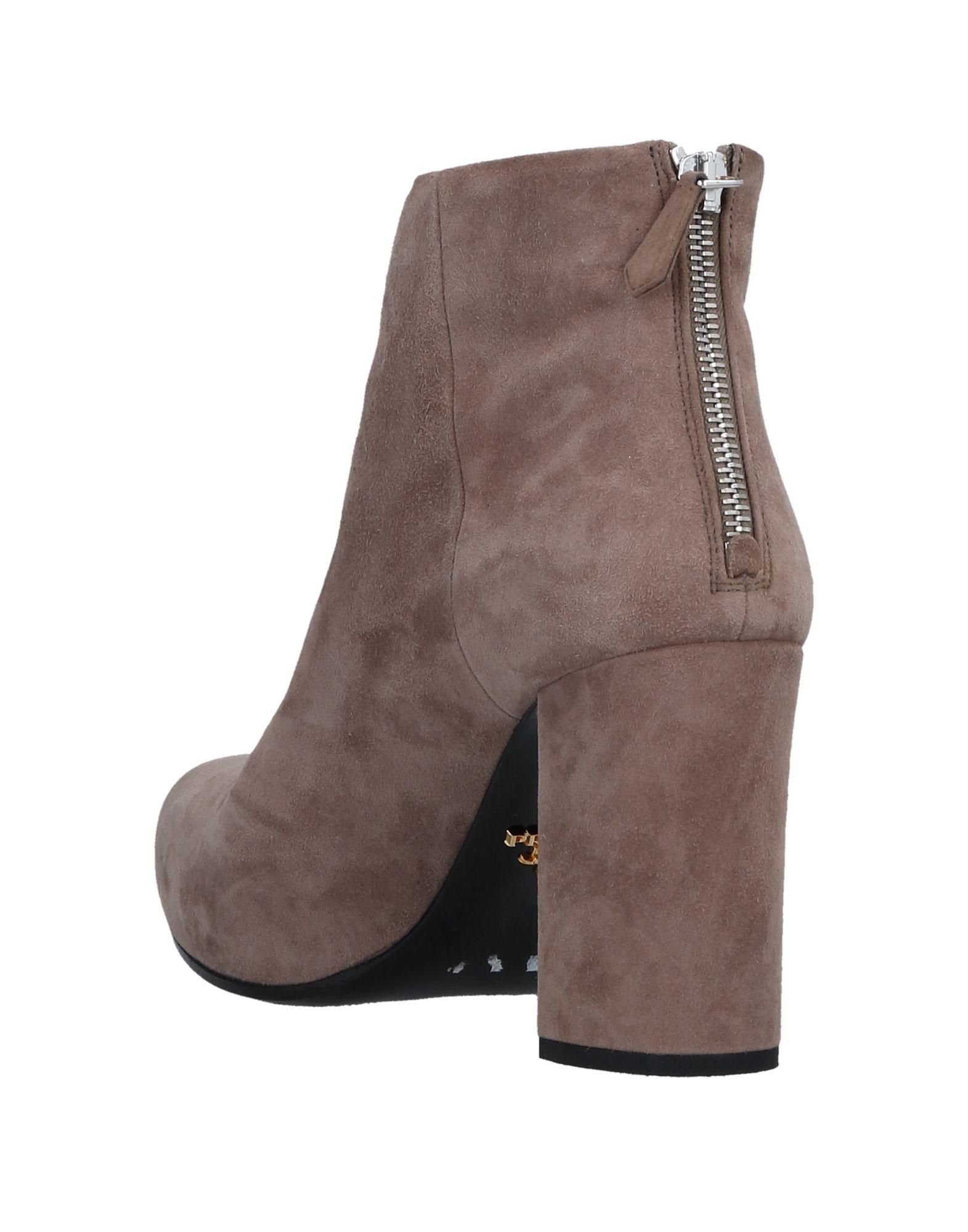 Prada Stiefelette Damen  aussehende 11233059UFGünstige gut aussehende  Schuhe f23b8c
