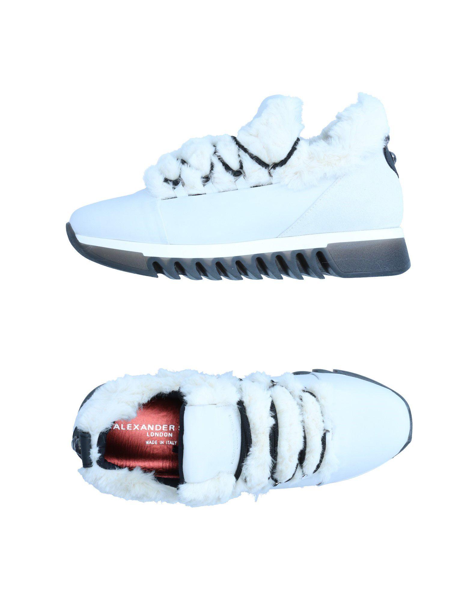 Alexander Sneakers Smith Sneakers Alexander Damen  11233349JP  f8724e