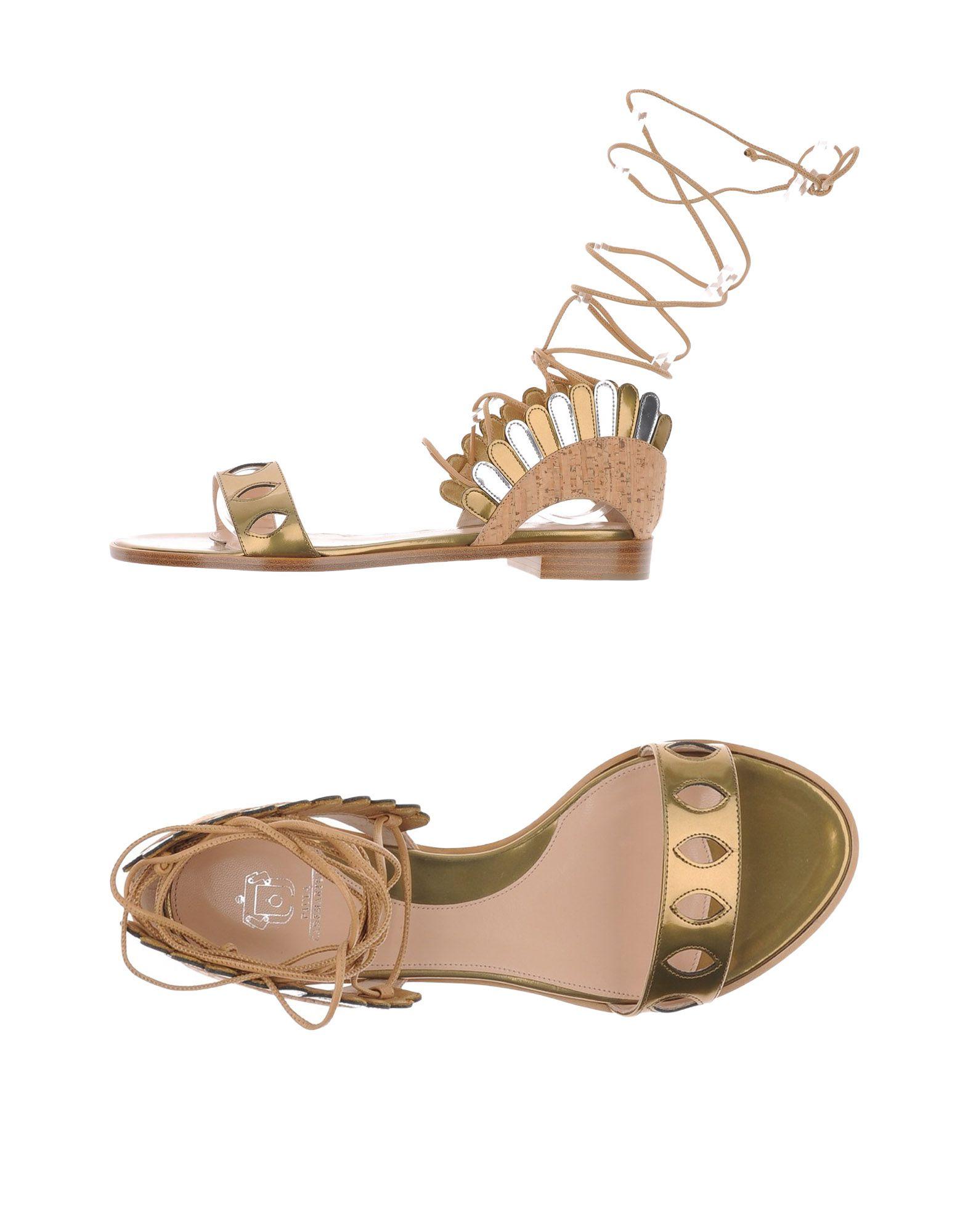 Paula Cademartori Sandalen Sandalen Cademartori Damen  11233401XT Neue Schuhe f1fa2d