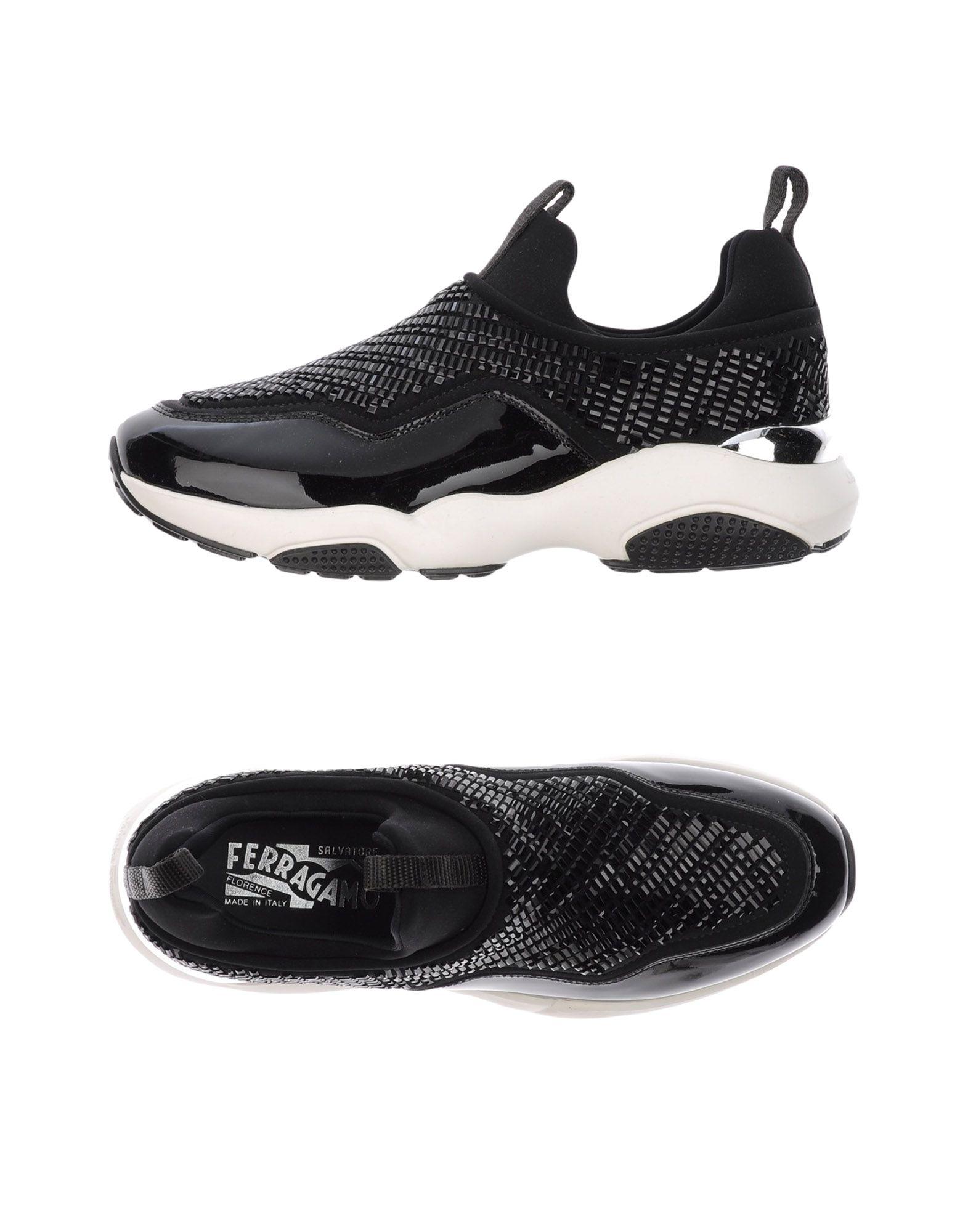 Sneakers Salvatore Ferragamo Donna - 11233443VG