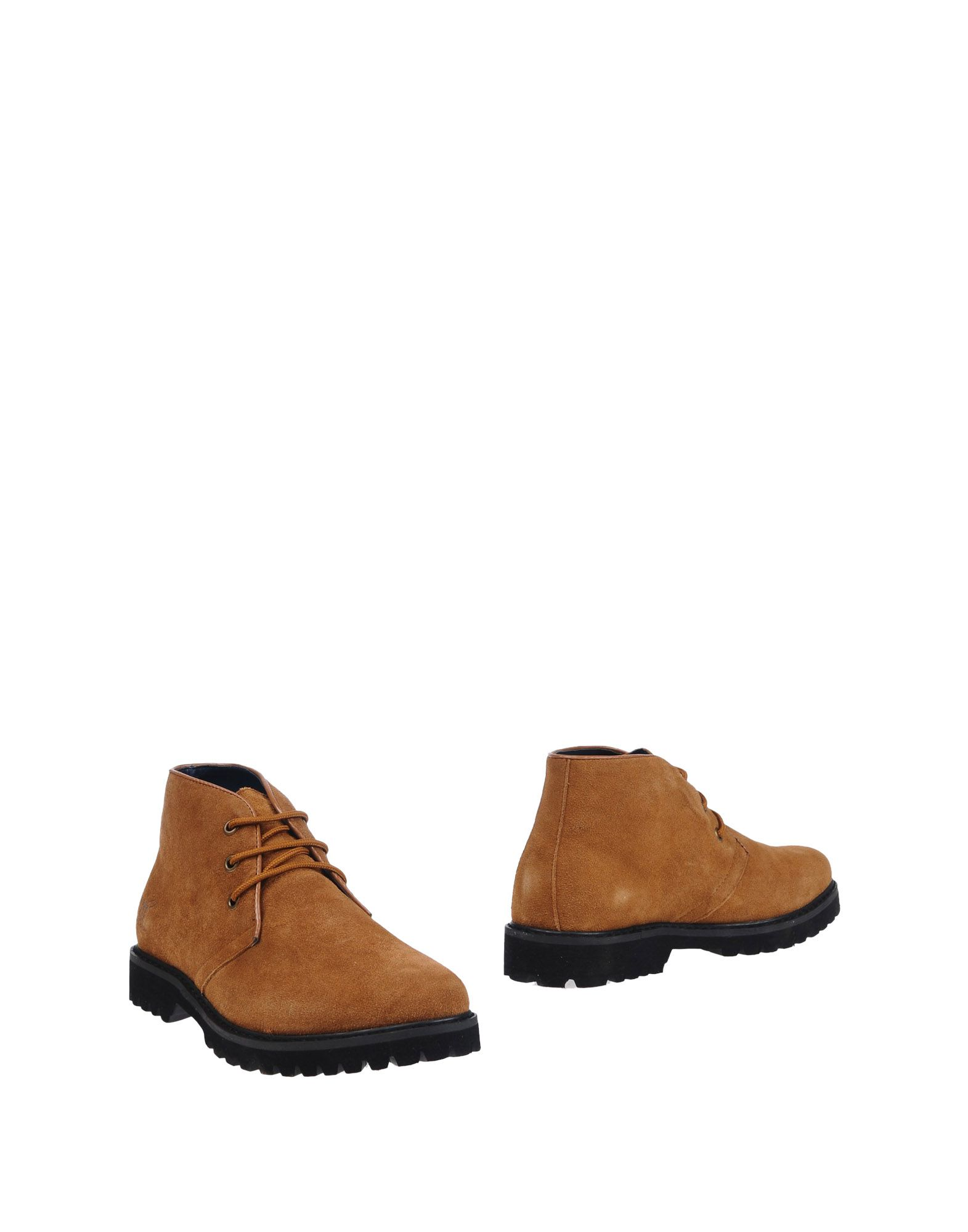 Rabatt echte Schuhe Henry Cotton's Stiefelette Herren  11233453PW