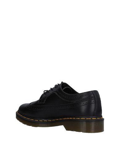 À Noir Dr Lacets Martens Chaussures qwWXf0