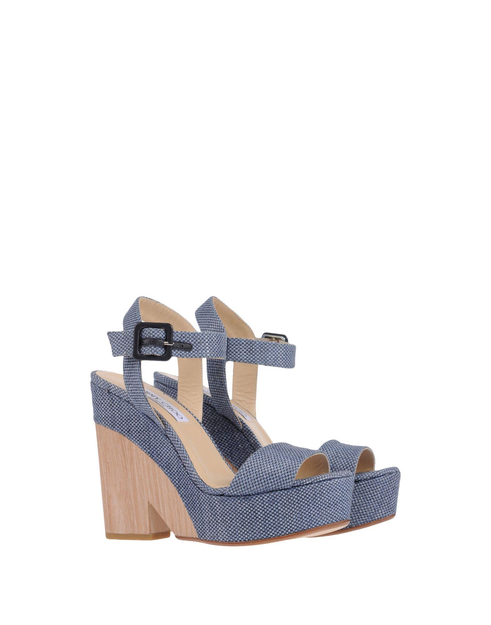 Jimmy Choo Sandalen Damen  11233501JKGut aussehende strapazierfähige Schuhe